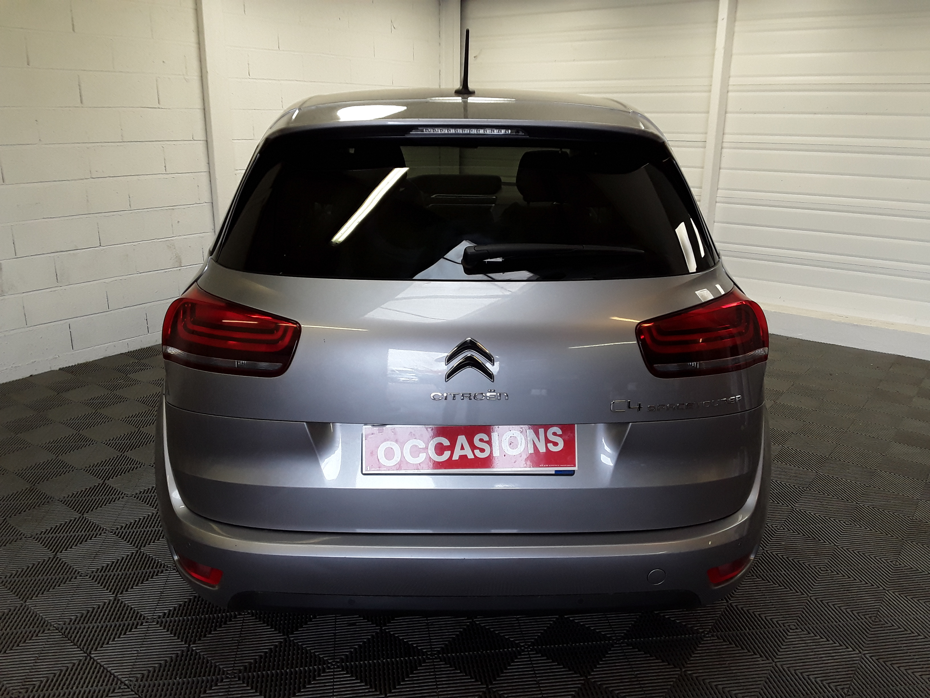 CITROEN C4 SPACETOURER 2019 - Photo n°5