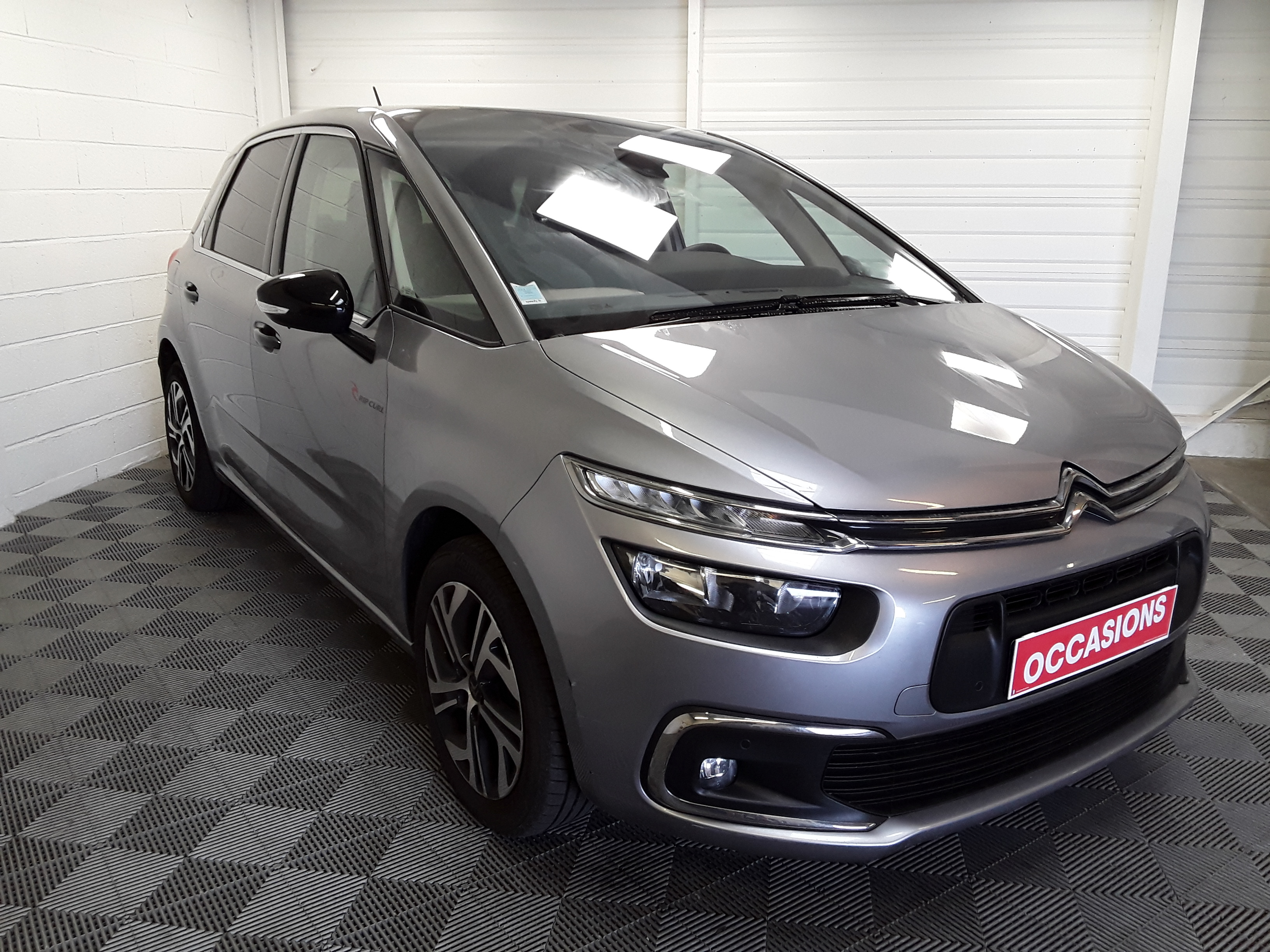 CITROEN C4 SPACETOURER 2019 - Photo n°3