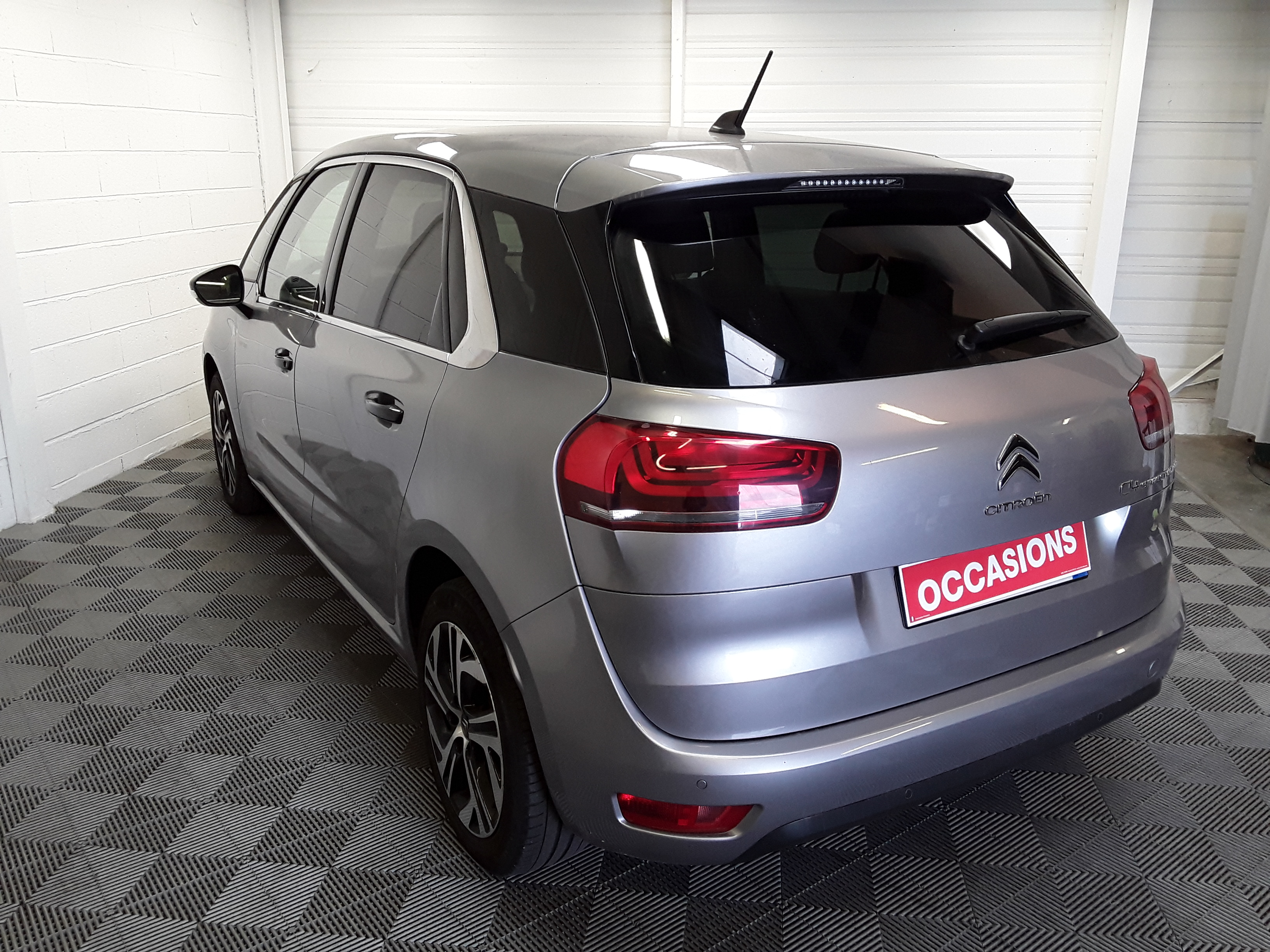 CITROEN C4 SPACETOURER 2019 - Photo n°6