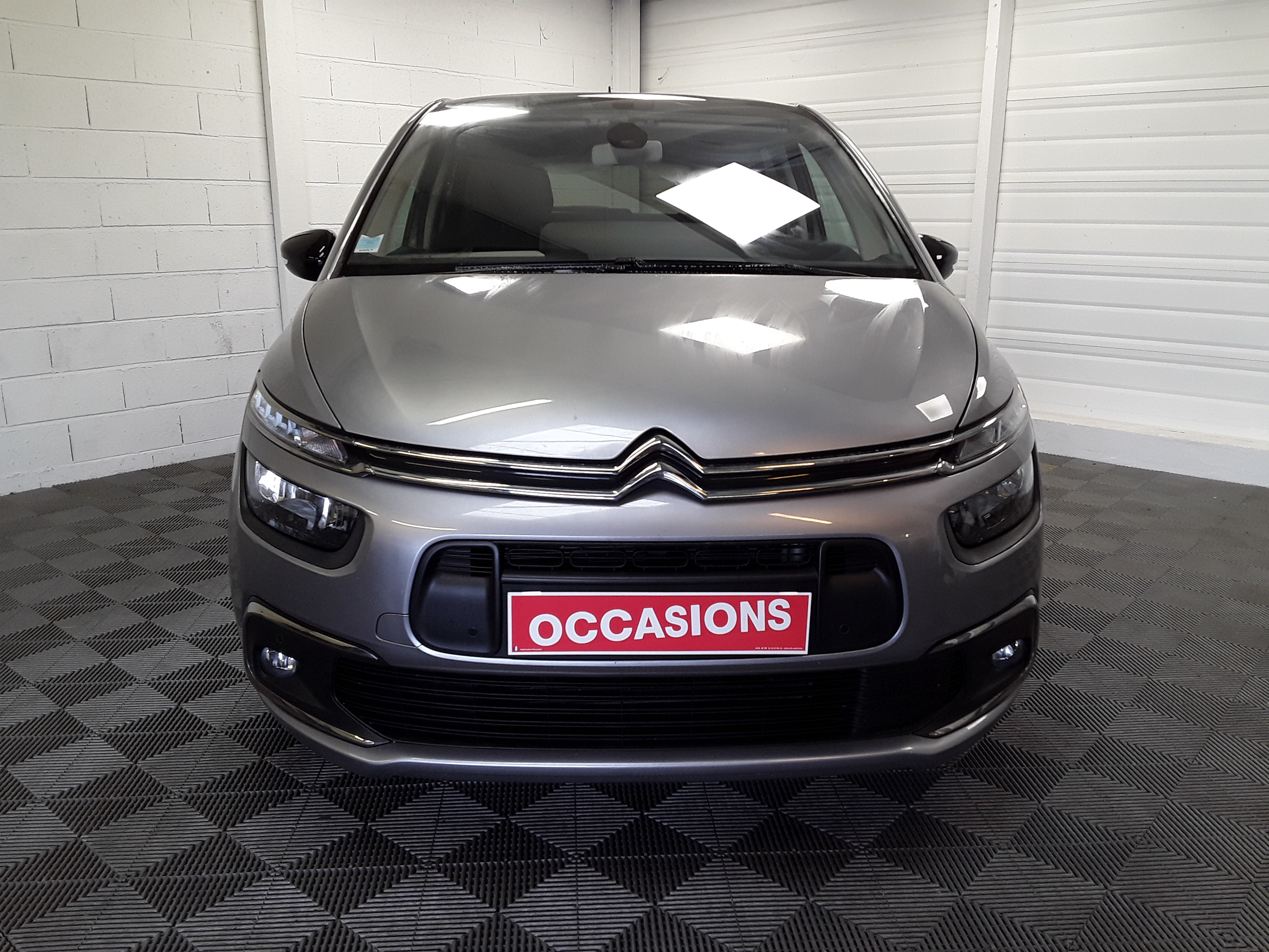 CITROEN C4 SPACETOURER 2019 - Photo n°2