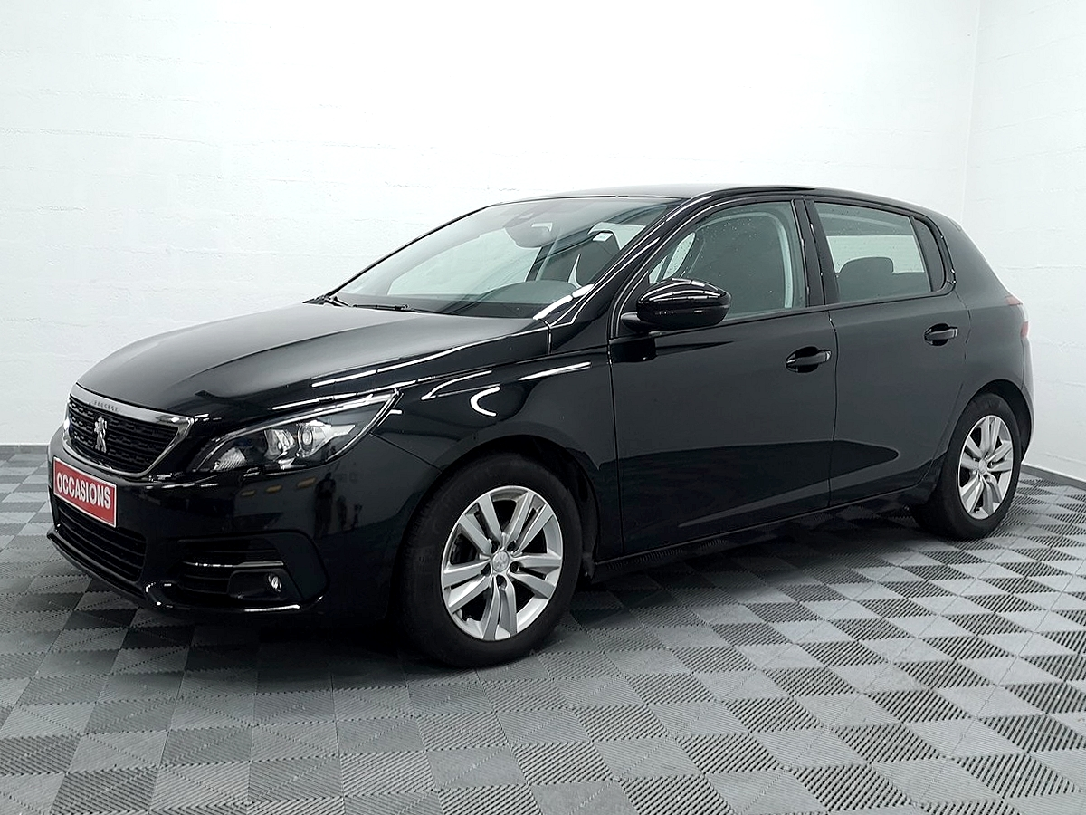 PEUGEOT 308 BUSINESS BlueHDi 100ch S&S BVM6 Active Business d'occasion