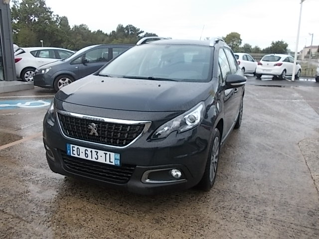 PEUGEOT 2008 BUSINESS - 1.6 BlueHDi 100ch S&S BVM5 Active Business