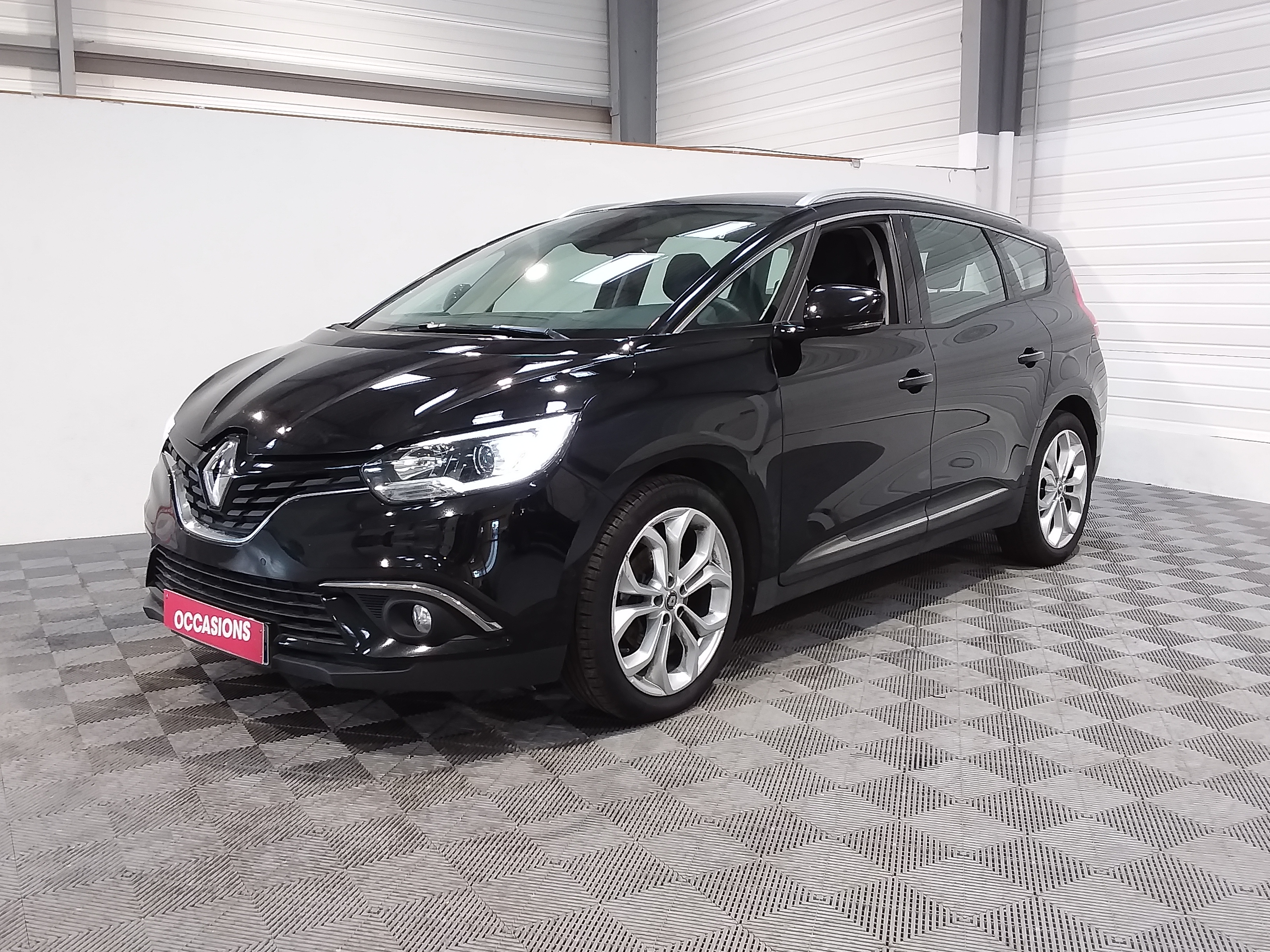 RENAULT GRAND SCENIC IV BUSINESS 2018 - Photo n°1