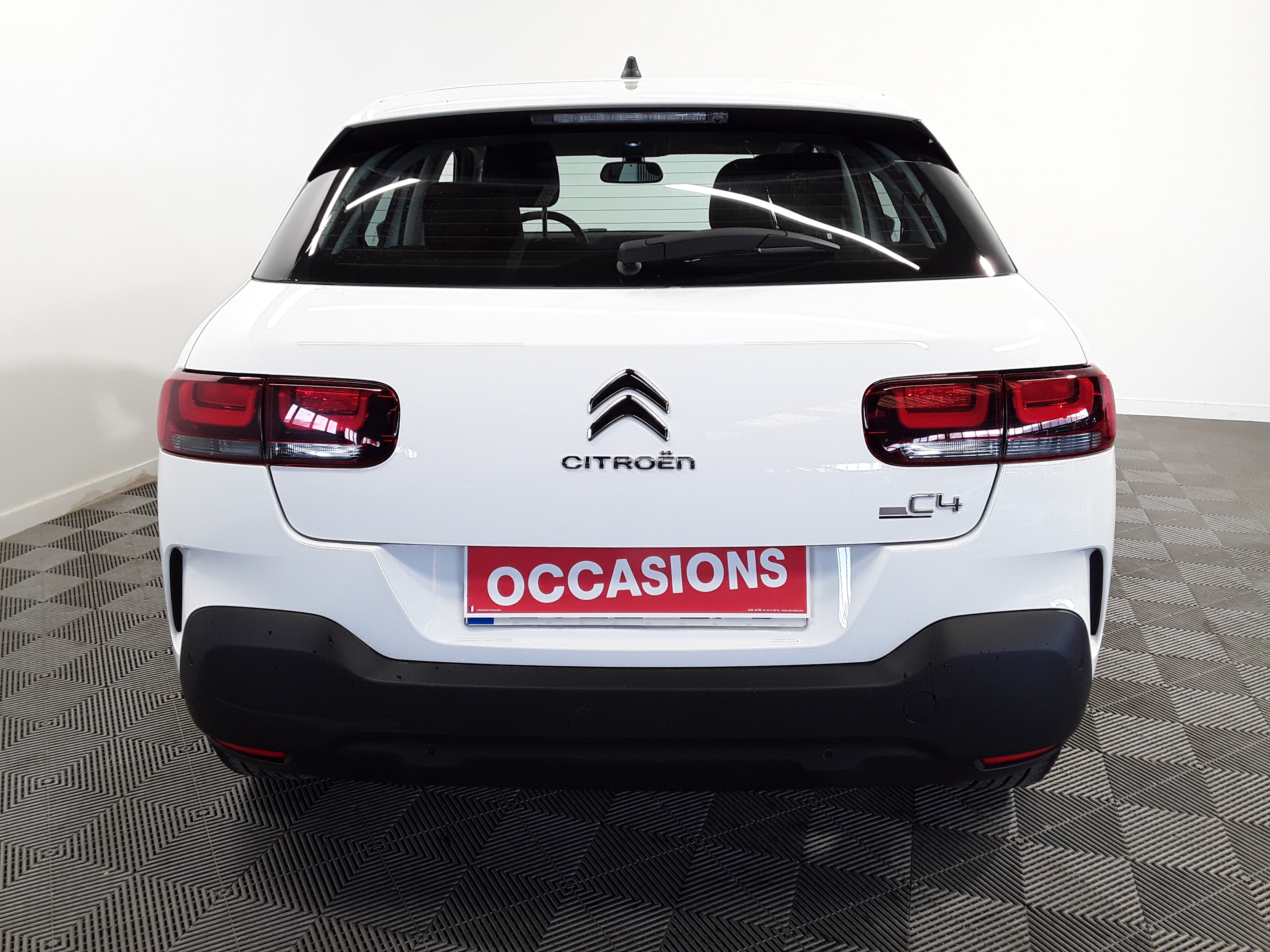 CITROEN C4 CACTUS 2020 - Photo n°4