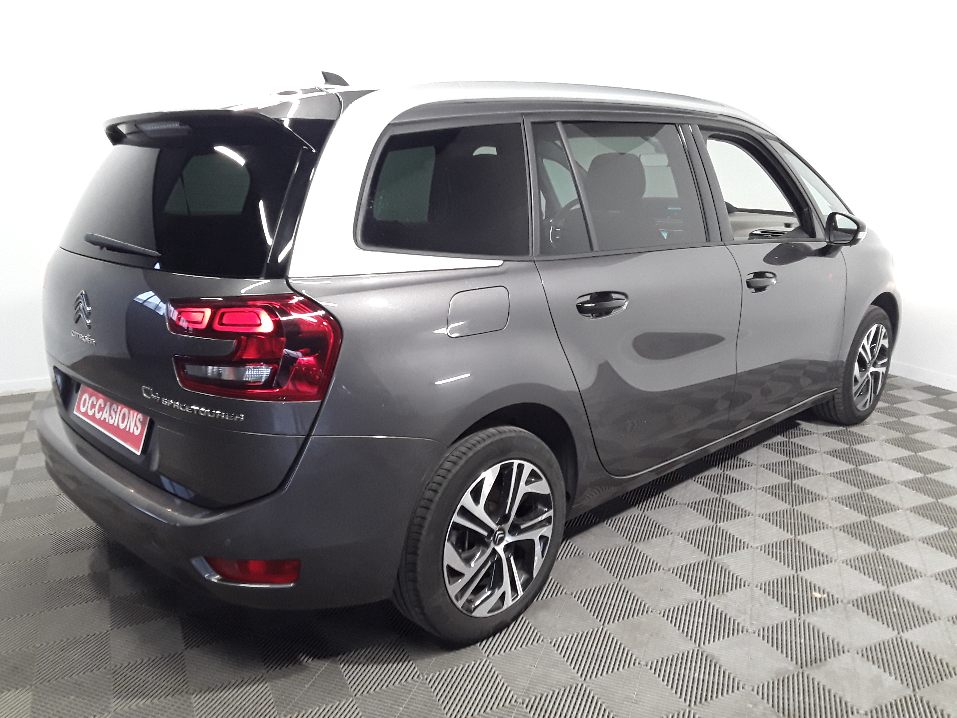 CITROEN GRAND C4 SPACETOURER 2019 - Photo n°3