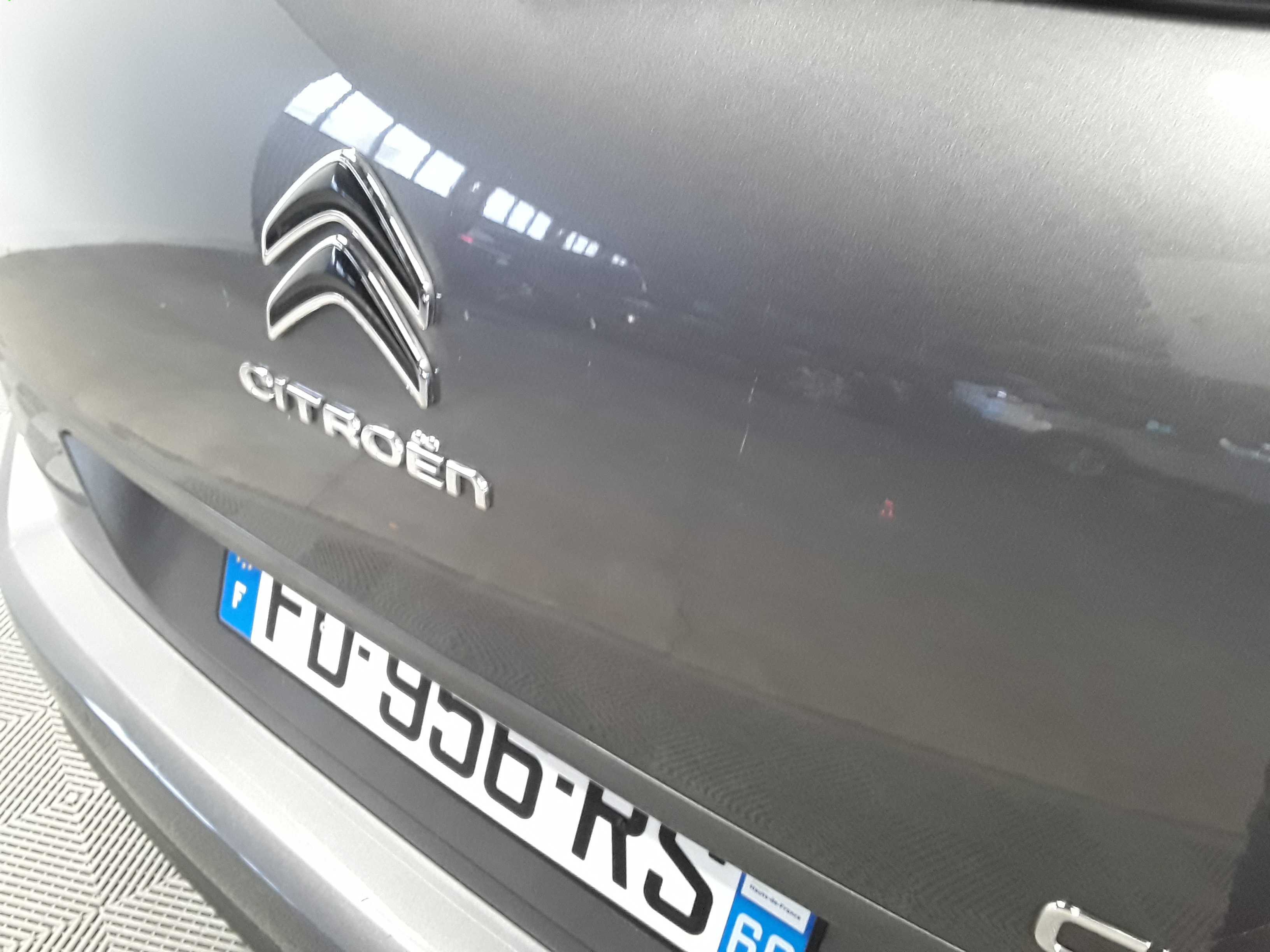 CITROEN GRAND C4 SPACETOURER 2019 - Photo n°13