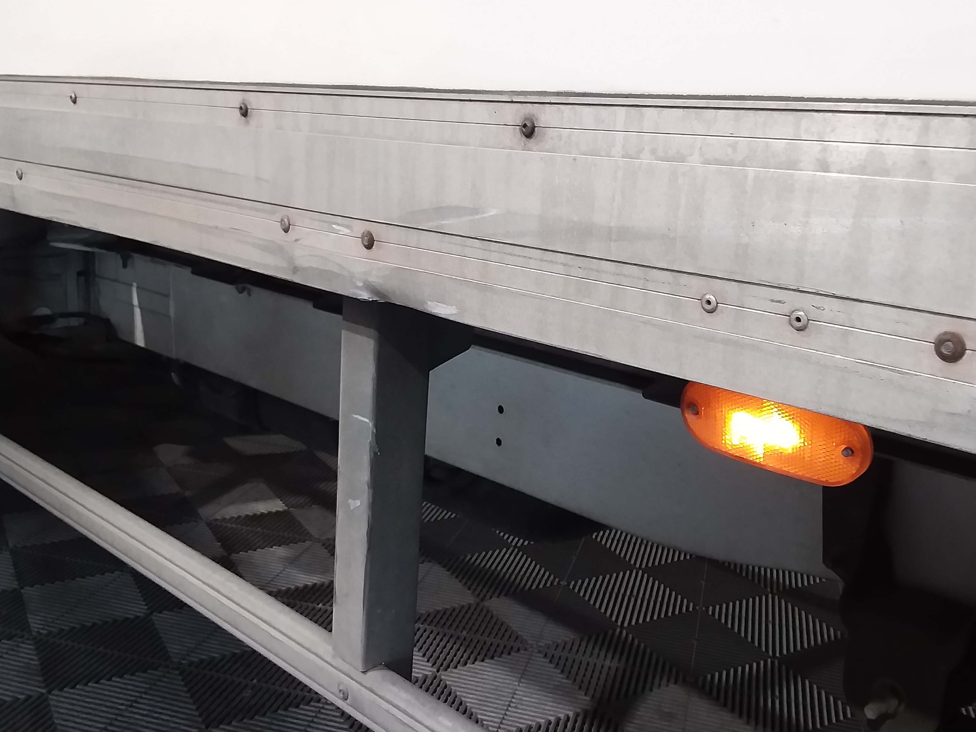 FORD TRANSIT CHASSIS CABINE 2017 - Photo n°1