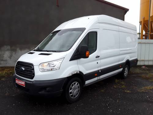 FORD TRANSIT FOURGON P350 L4H3 2.0 TDCI 130 TREND BUSINESS d'occasion