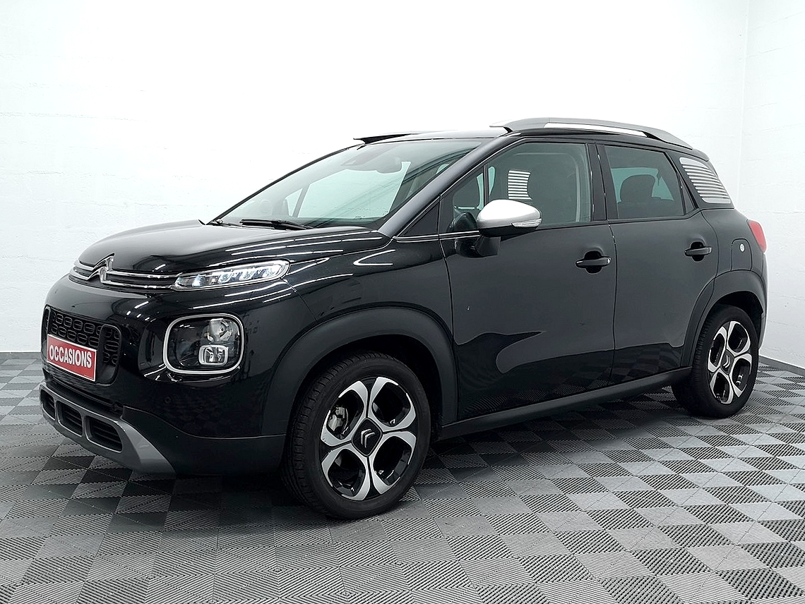 CITROEN C3 AIRCROSS PureTech 110 S&S EAT6 Shine d'occasion