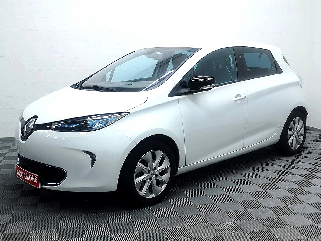 Photo du véhicule RENAULT ZOE Intens