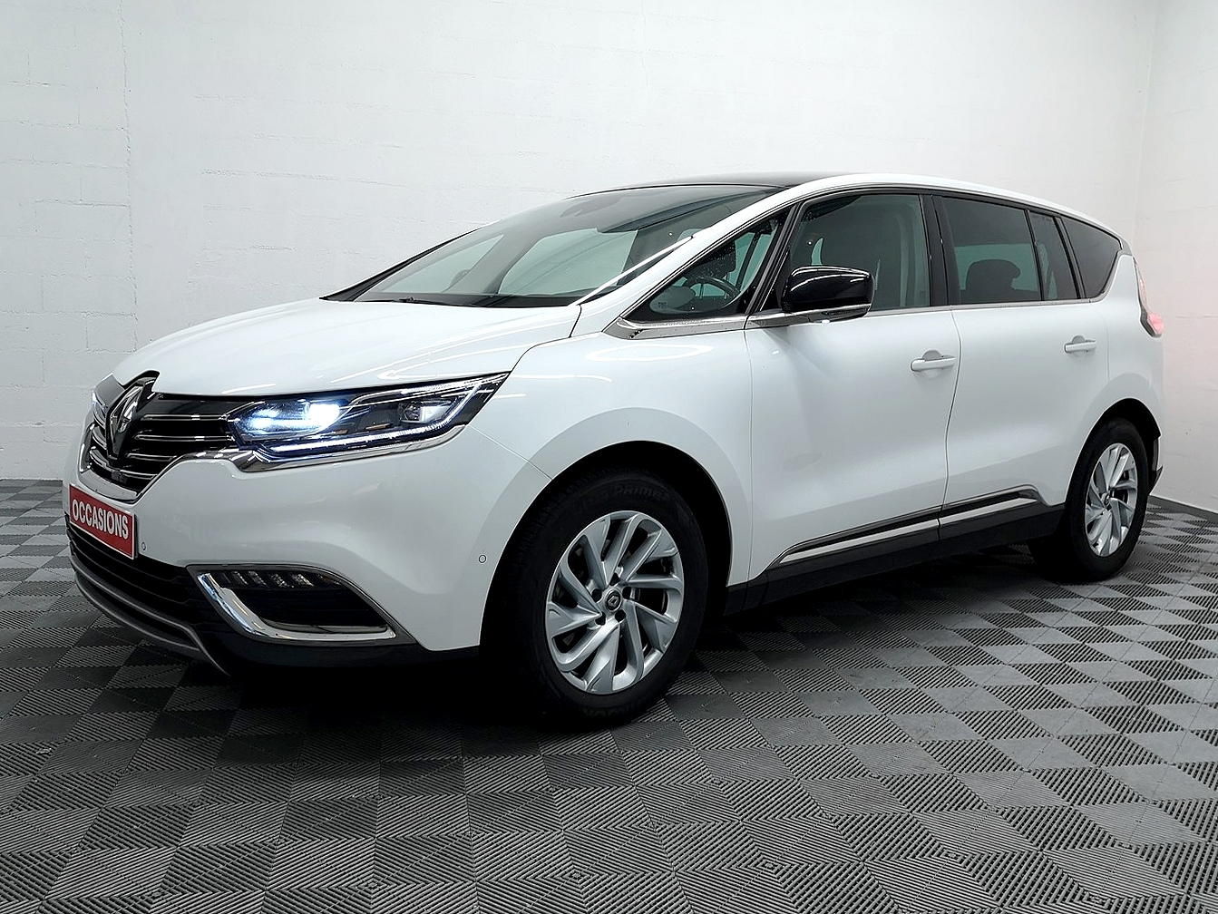 RENAULT ESPACE V dCi 160 Energy Twin Turbo Zen EDC d'occasion