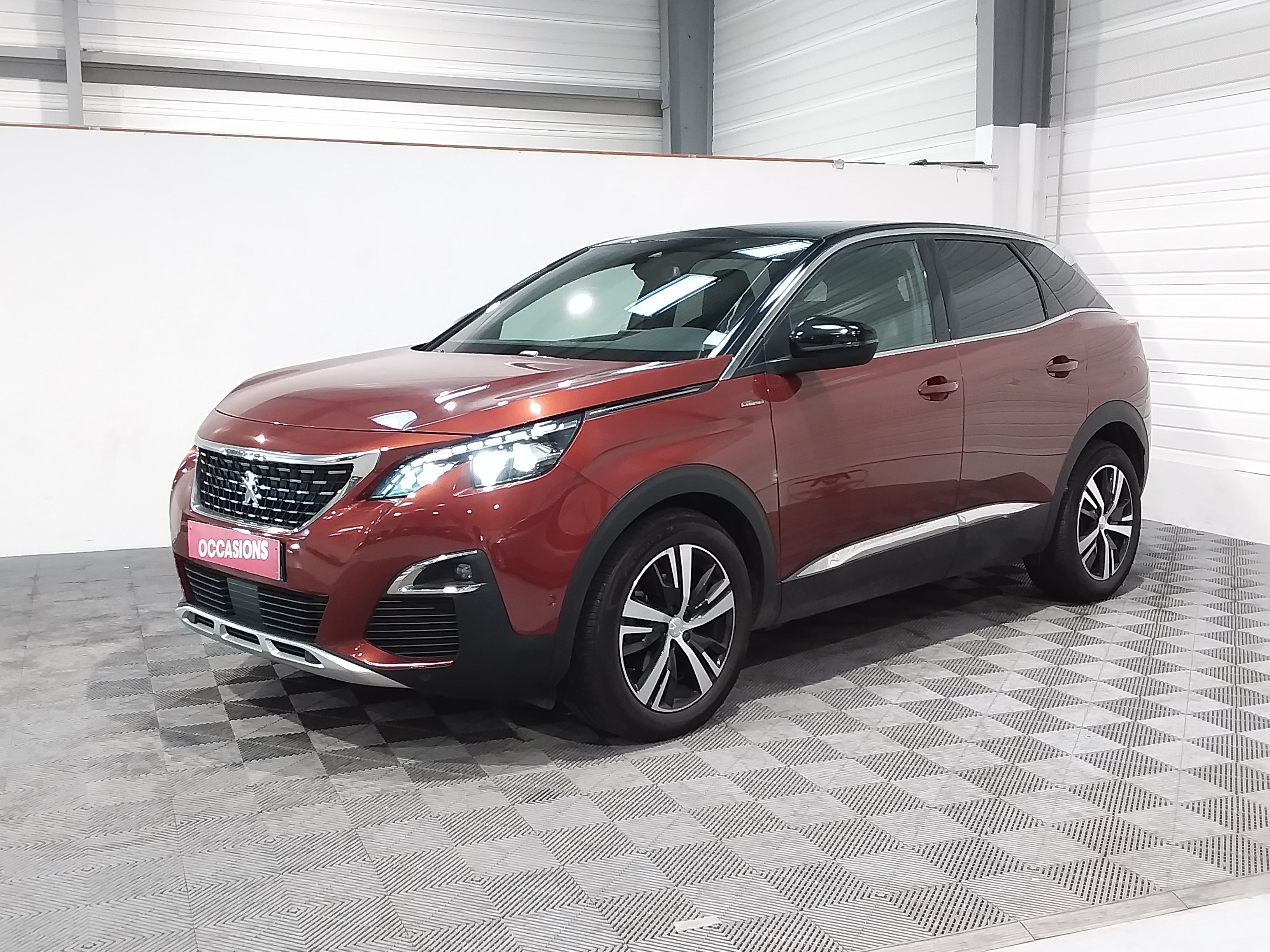 Photo du véhicule PEUGEOT 3008 BlueHDi 130 S&S GT LINE