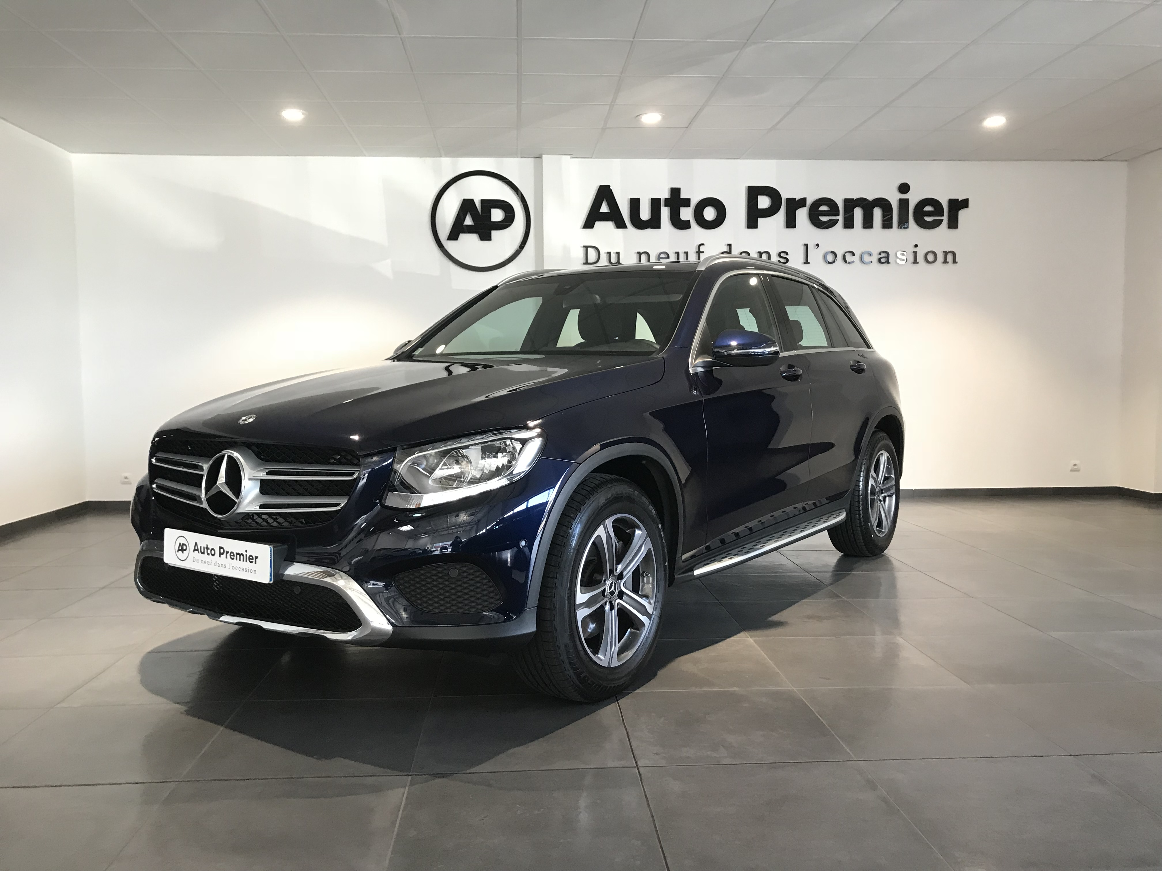 MERCEDES - GLC- Mercedes GLC 250 D EXECUTIVE BVA 4matic TO