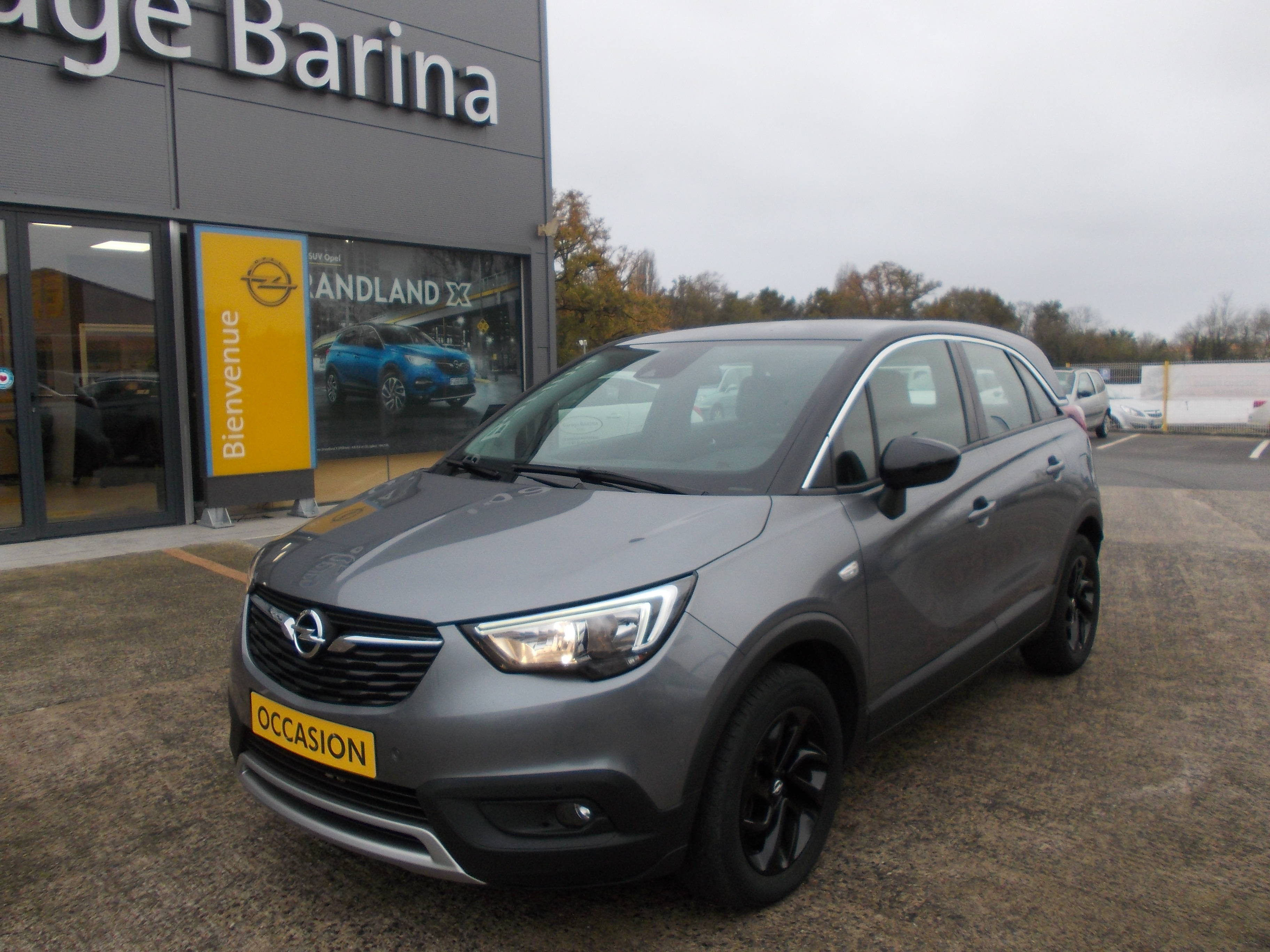 OPEL CROSSLAND X - 1.2 Turbo 130 ch Innovation