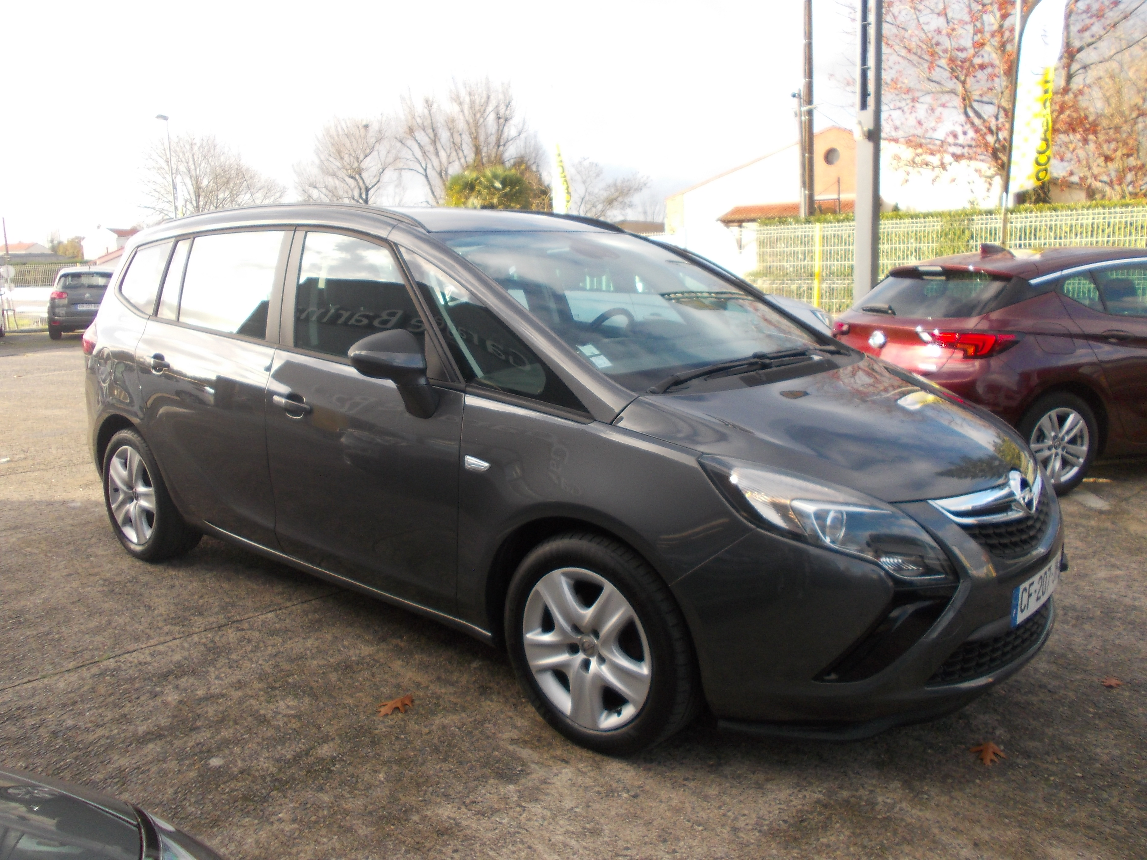 OPEL ZAFIRA TOURER - 2.0 CDTI 130 ch Start/Stop ecoFLEX Enjoy