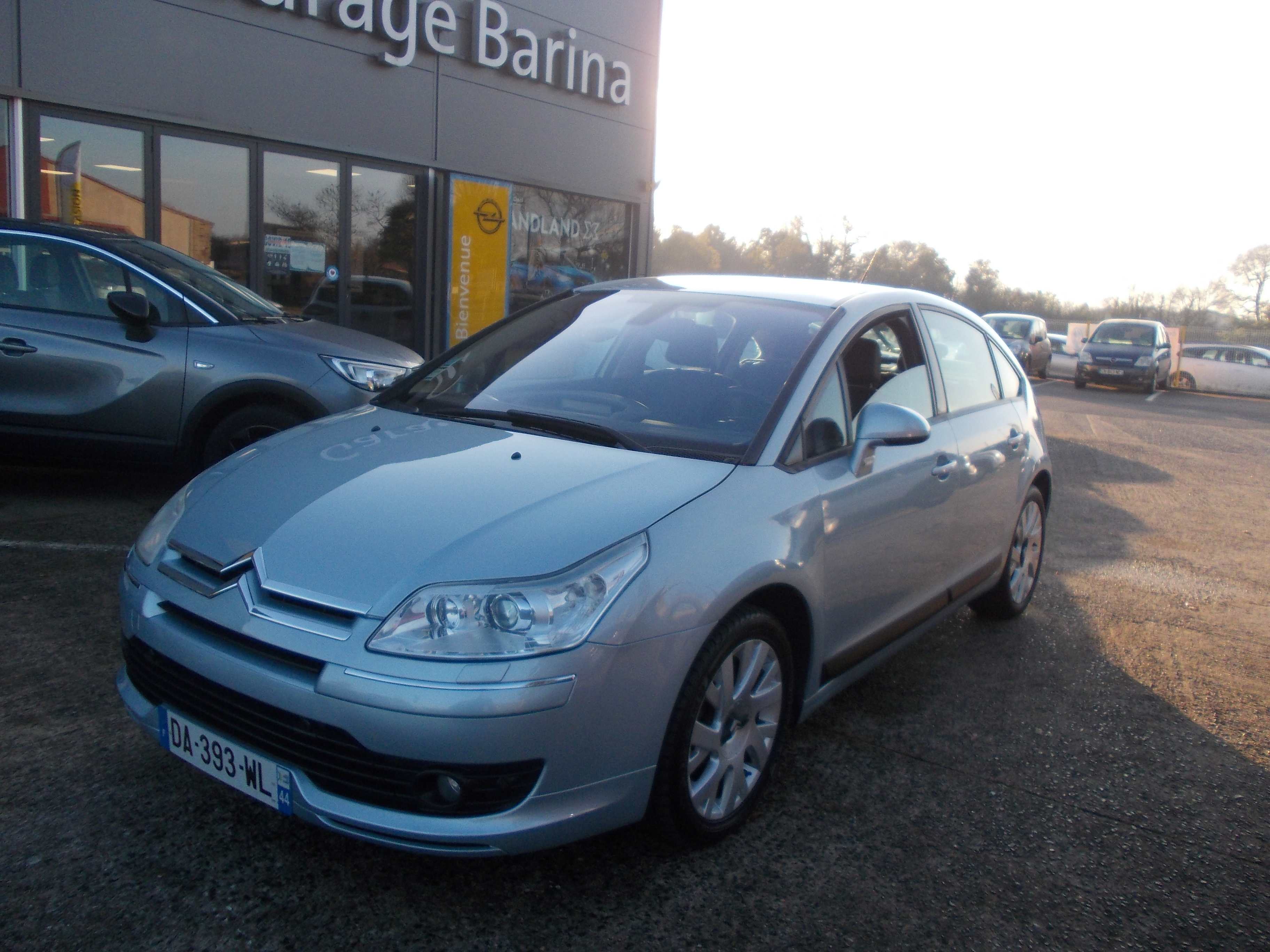 CITROEN C4 - HDi 110 FAP Exclusive