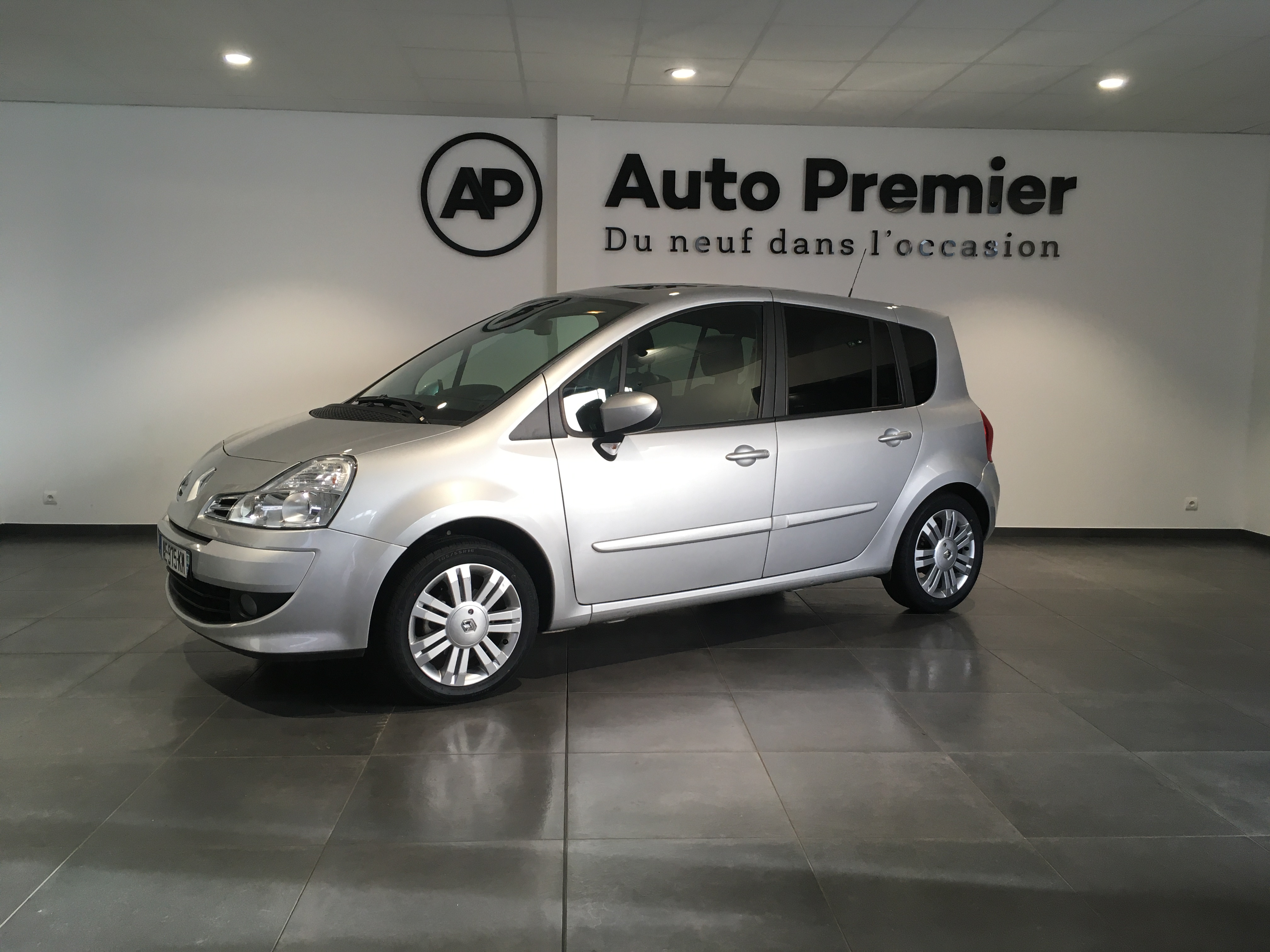 RENAULT - MODUS- 1.5 dCi 85 eco2 Exception