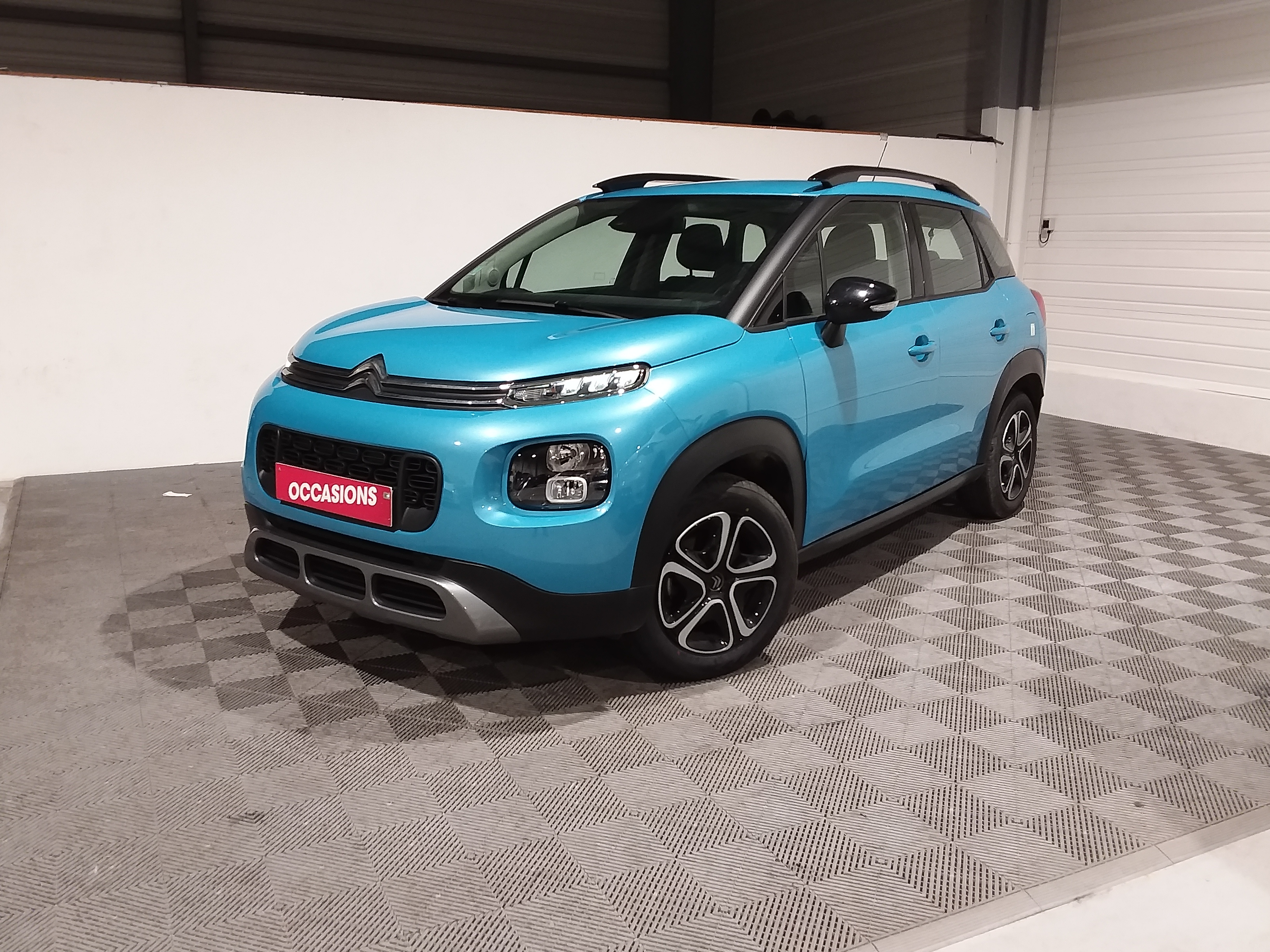Photo du véhicule CITROEN C3 AIRCROSS PureTech 110 S&S BVM6 Feel