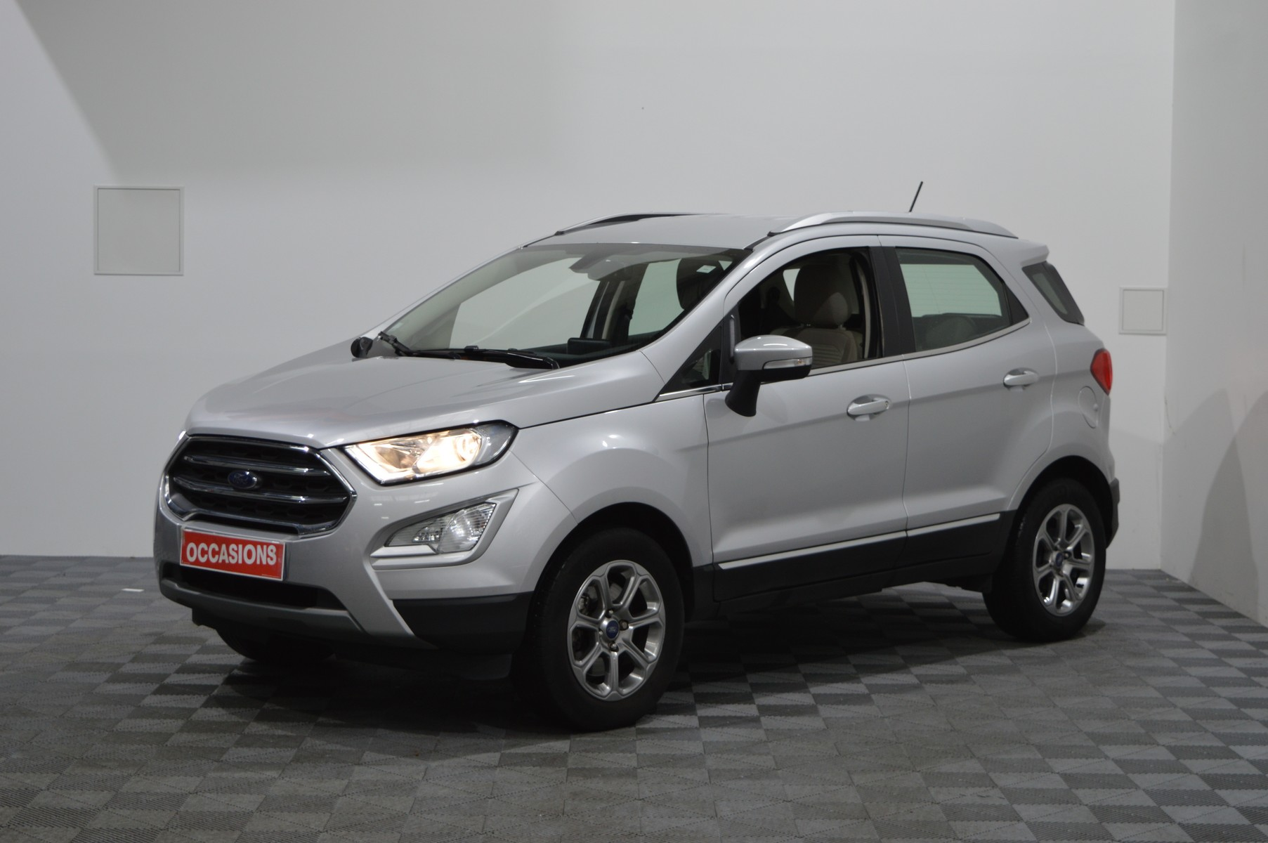 FORD ECOSPORT 1.0 EcoBoost 125ch S&S BVM6 Titanium d'occasion