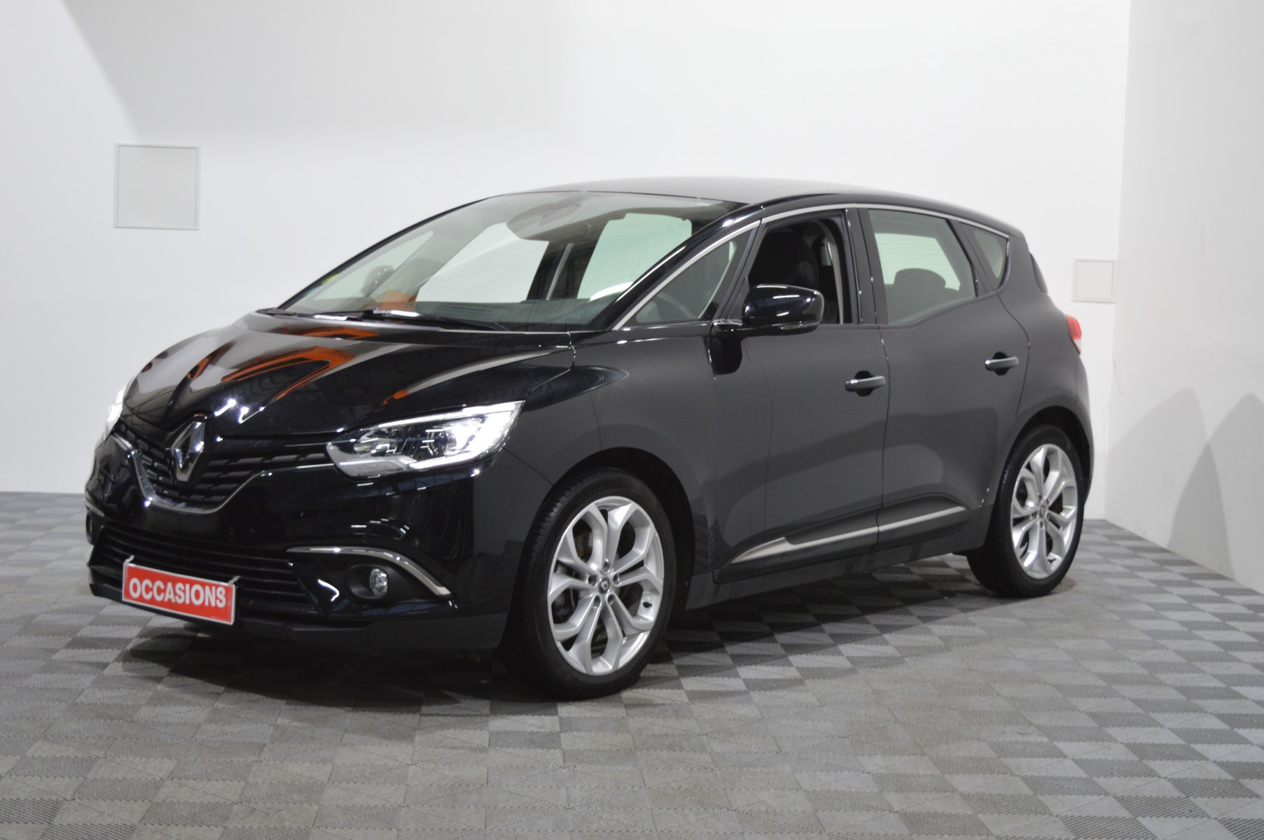 RENAULT SCENIC IV BUSINESS dCi 110 Energy EDC Business d'occasion