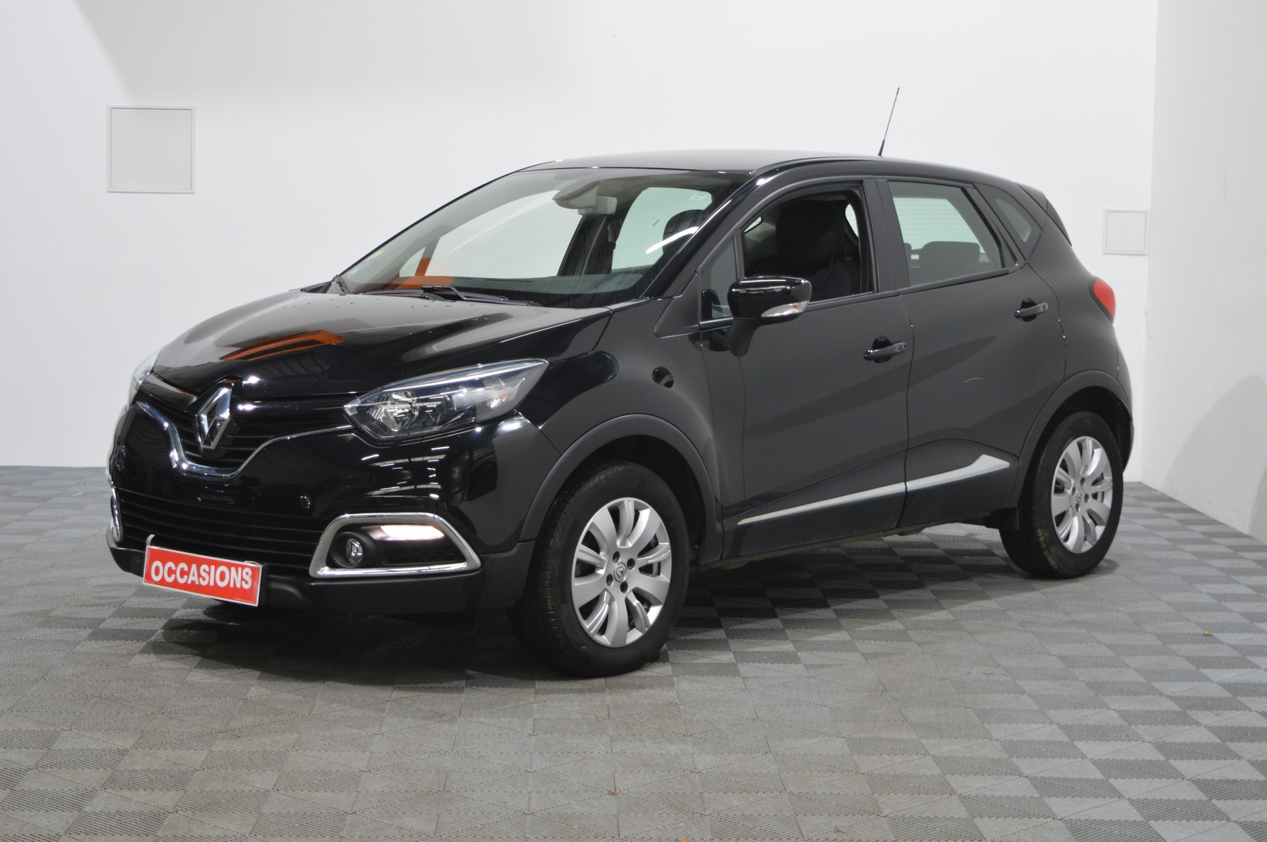 RENAULT CAPTUR BUSINESS dCi 90 Energy eco² Business d'occasion