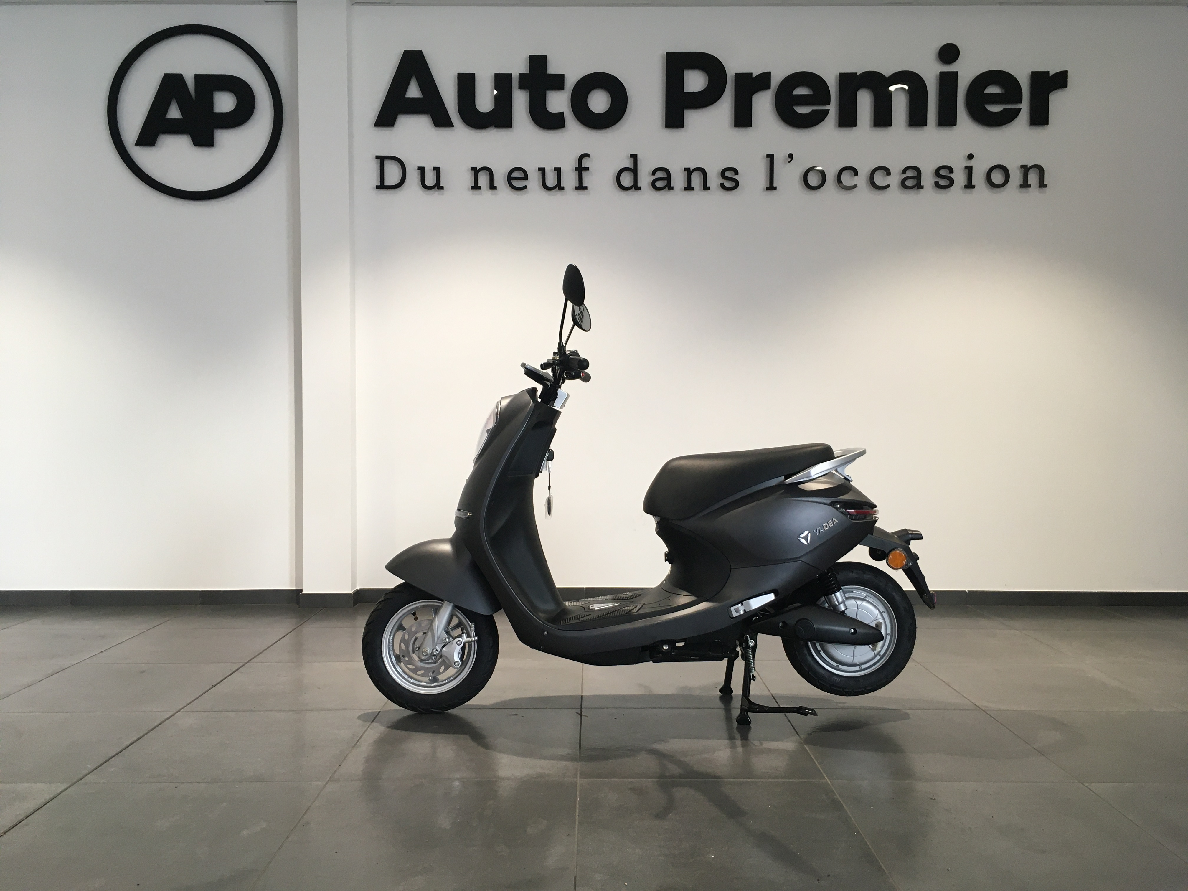YADEA - C-UMI- SCOOTER ELECTRIC - BONUS ECOLOGIQUE 100 € -