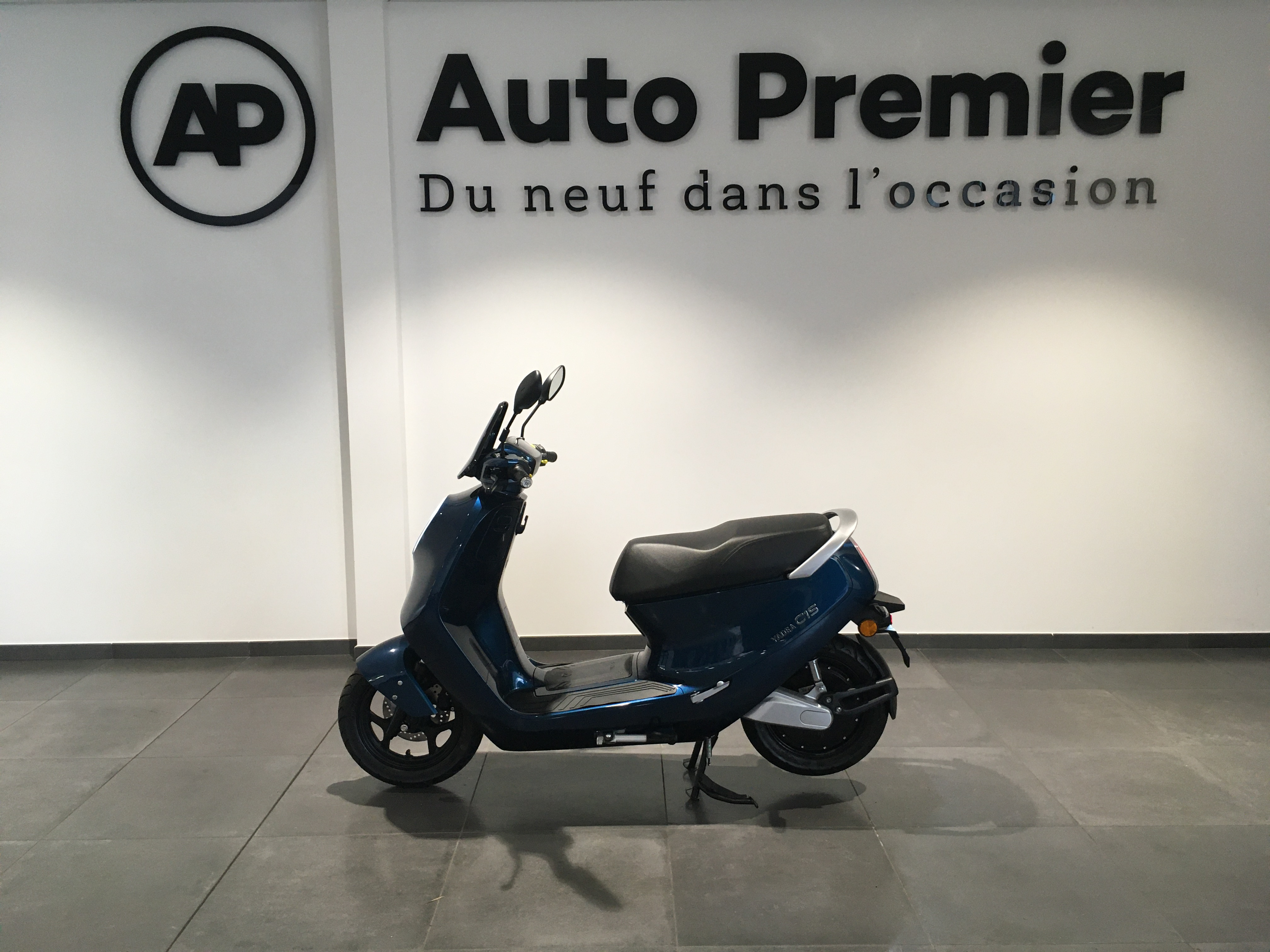 YADEA - C1S- SCOOTER ELECTRIC - BONUS ECOLOGIQUE 480 € -