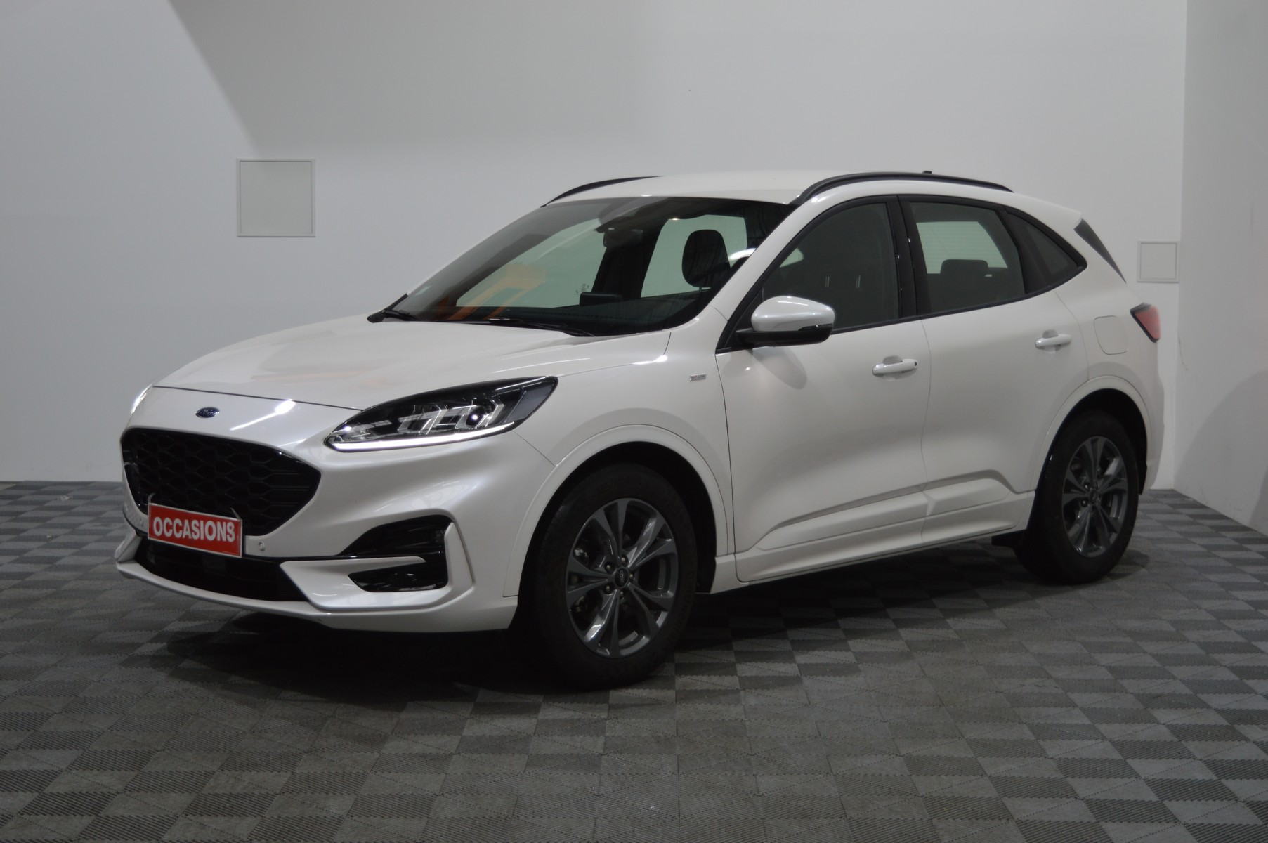Photo du véhicule FORD KUGA 2.0 EcoBlue 150 mHEV S&S BVM6 ST-Line