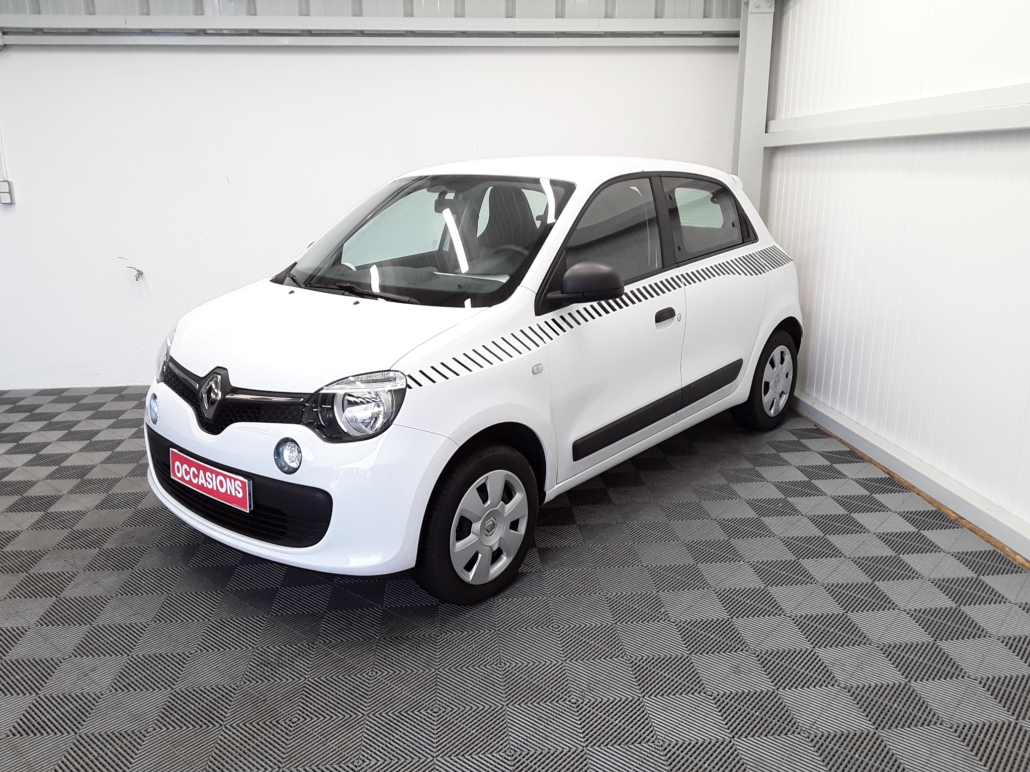 RENAULT TWINGO III 1.0 SCe 70 BC Life d'occasion