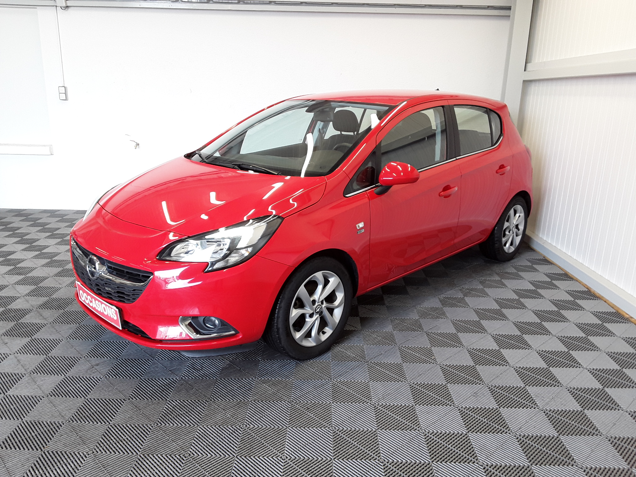 OPEL CORSA 1.4 90CH DESIGN 120 ANS d'occasion