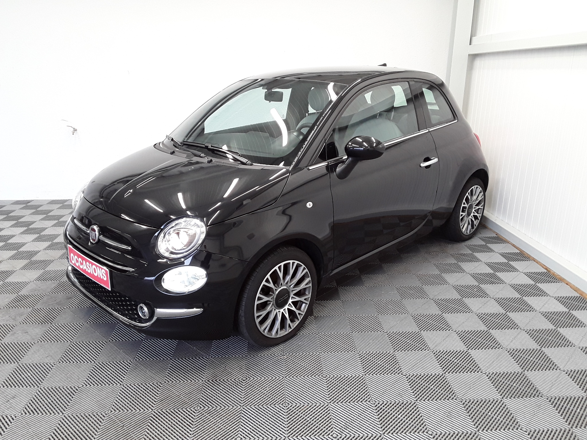 FIAT 500 SERIE 7 STAR 1.2 69CH d'occasion