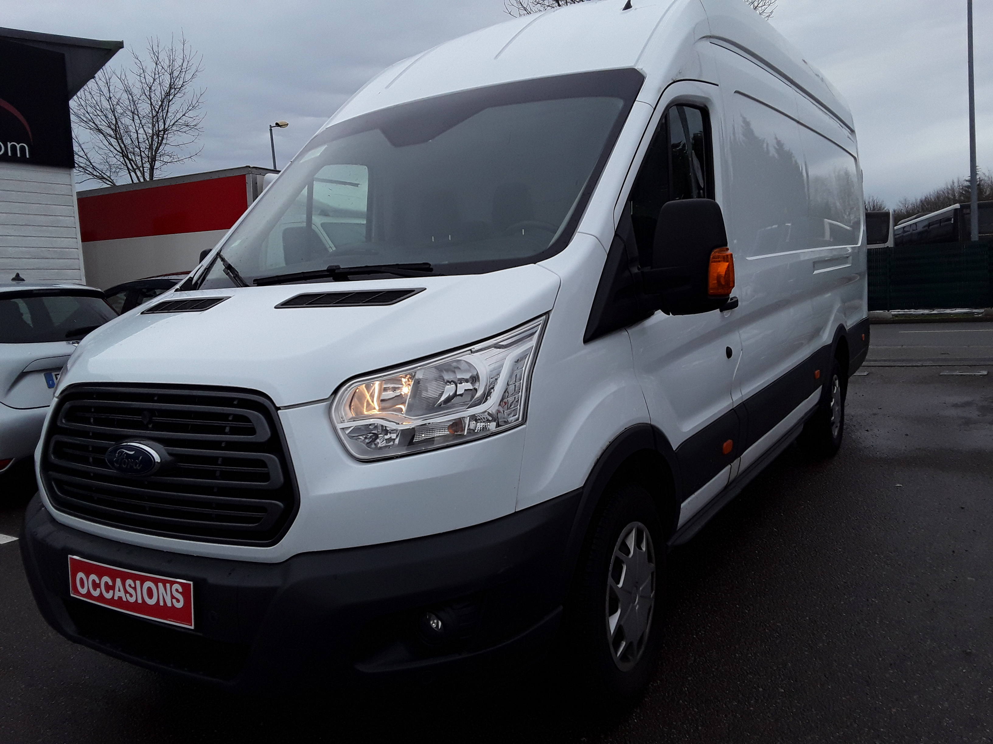 FORD TRANSIT FOURGON TREND BU 350 L4H3 TDCI 130 P d'occasion