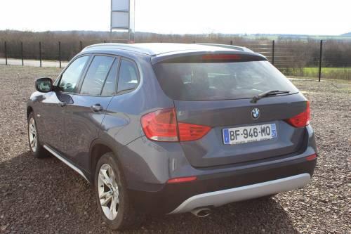BMW X1 E842