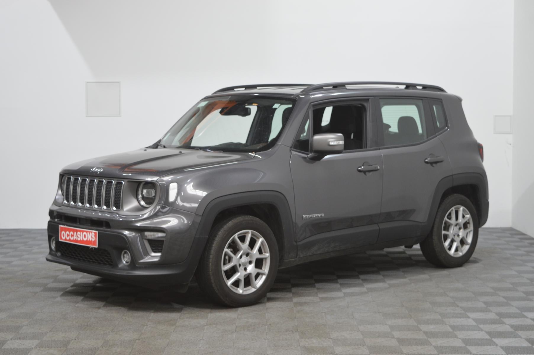 Photo du véhicule JEEP RENEGADE 1.0 GSE T3 120 ch BVM6 Limited