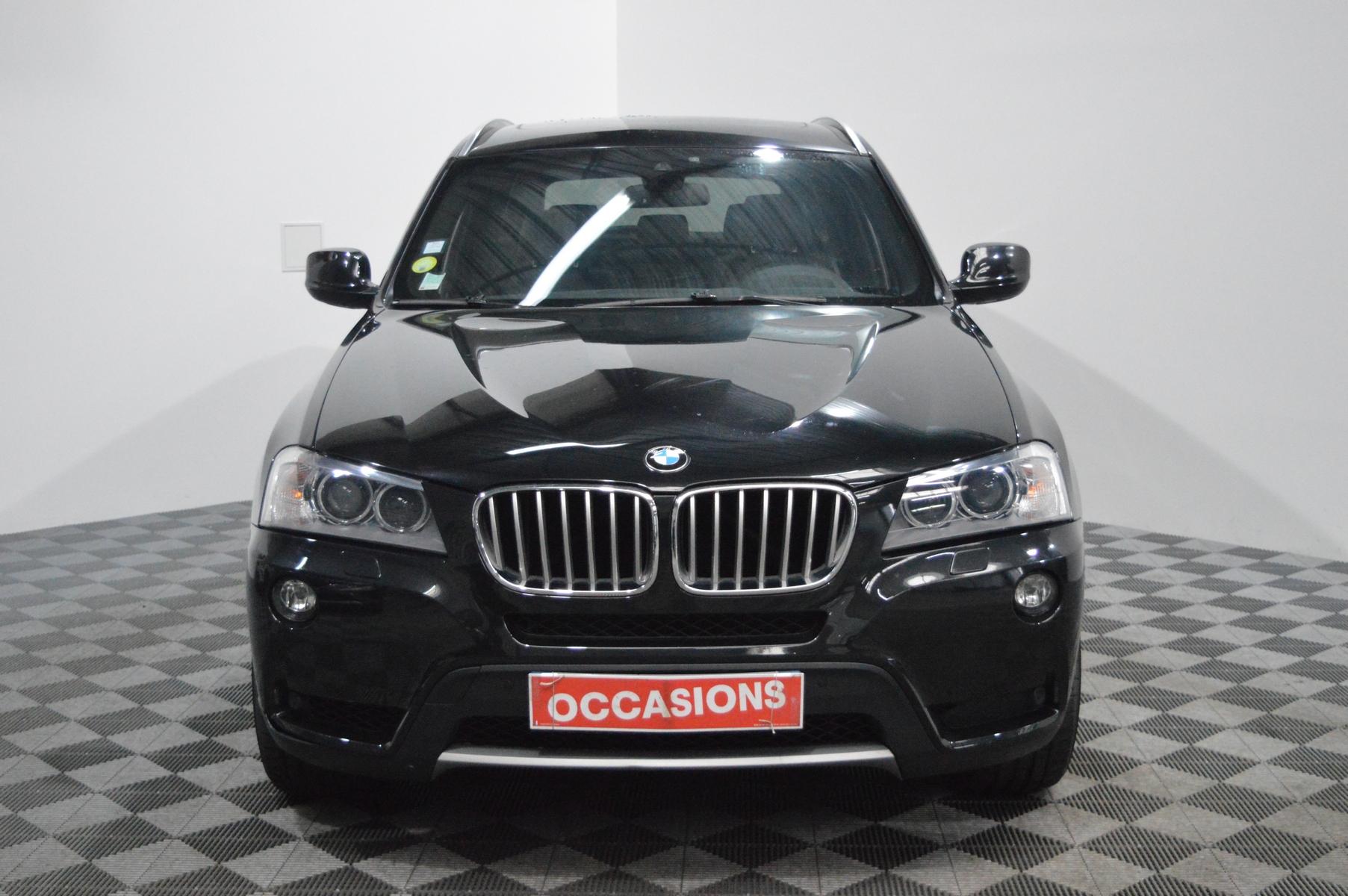 BMW X3 F25 2013 - Photo n°45