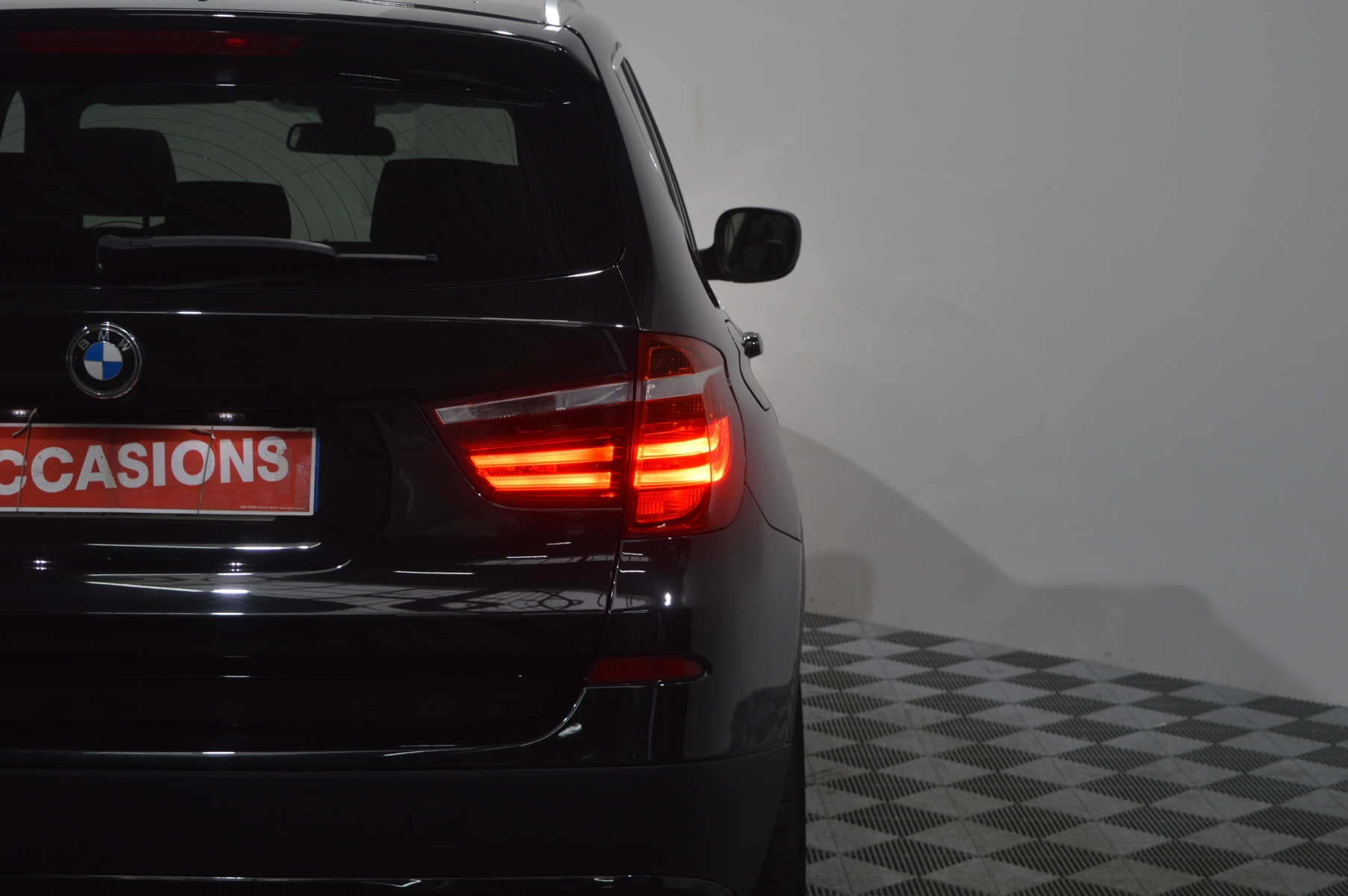 BMW X3 F25 2013 - Photo n°44