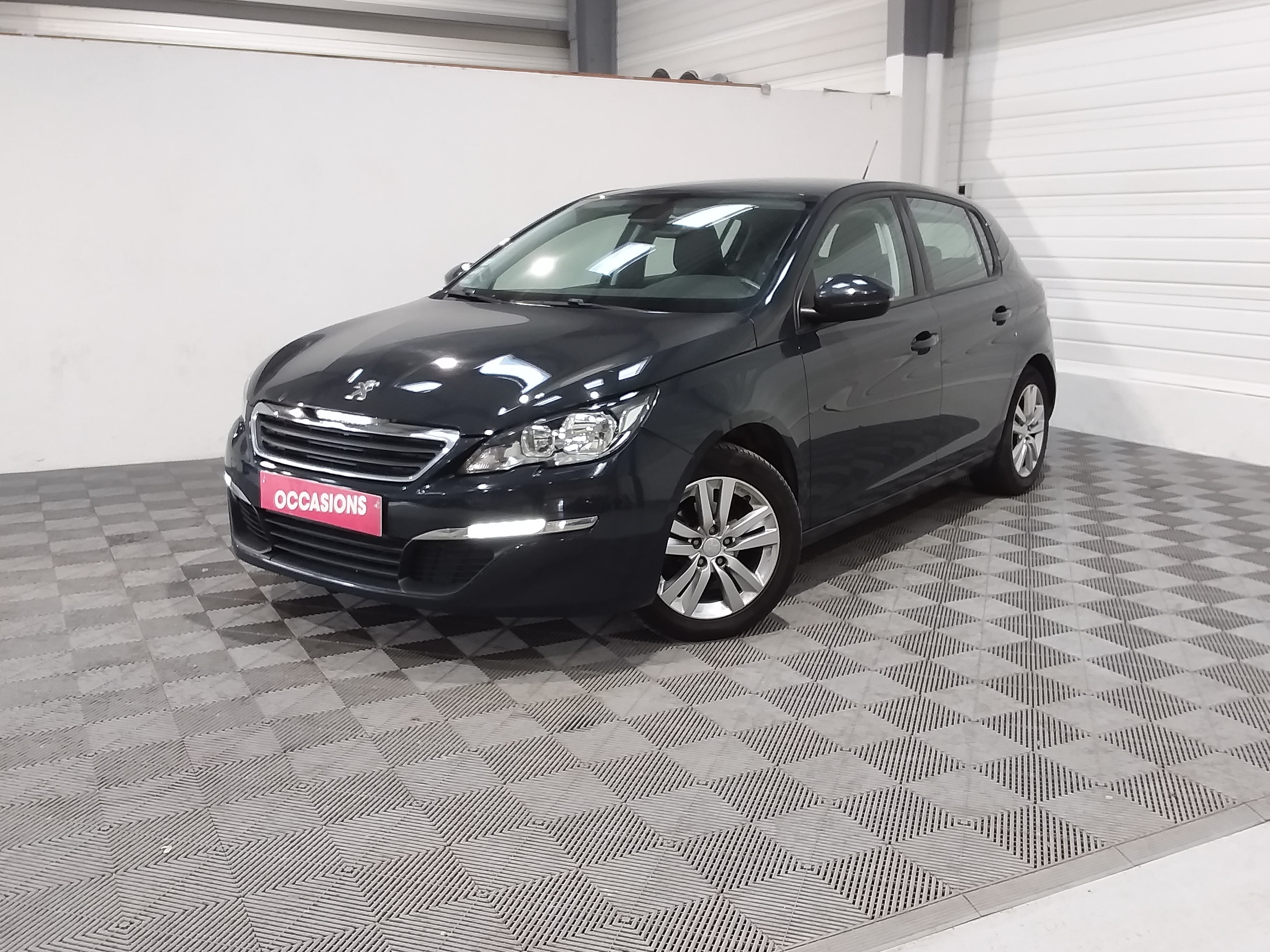 PEUGEOT 308 1.6 HDi 92ch FAP BVM5 Active d'occasion