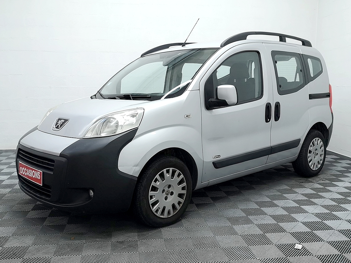 PEUGEOT BIPPER TEPEE 1.3 HDi 75ch FAP Serie Speciale Family d'occasion