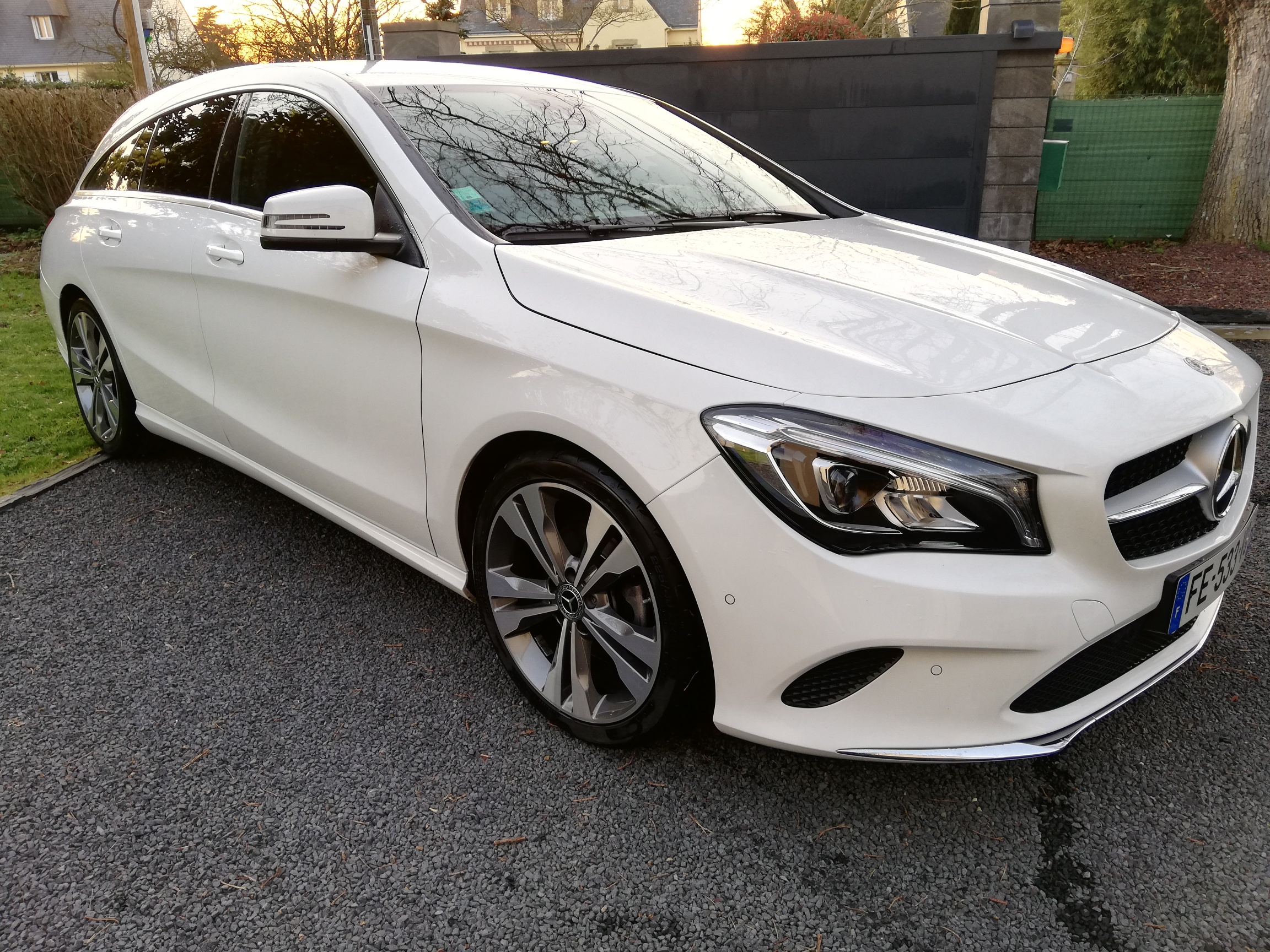 MERCEDES CLASSE CLA SHOOTING BRAKE BUSINESS - 200 7-G DCT Business Edition