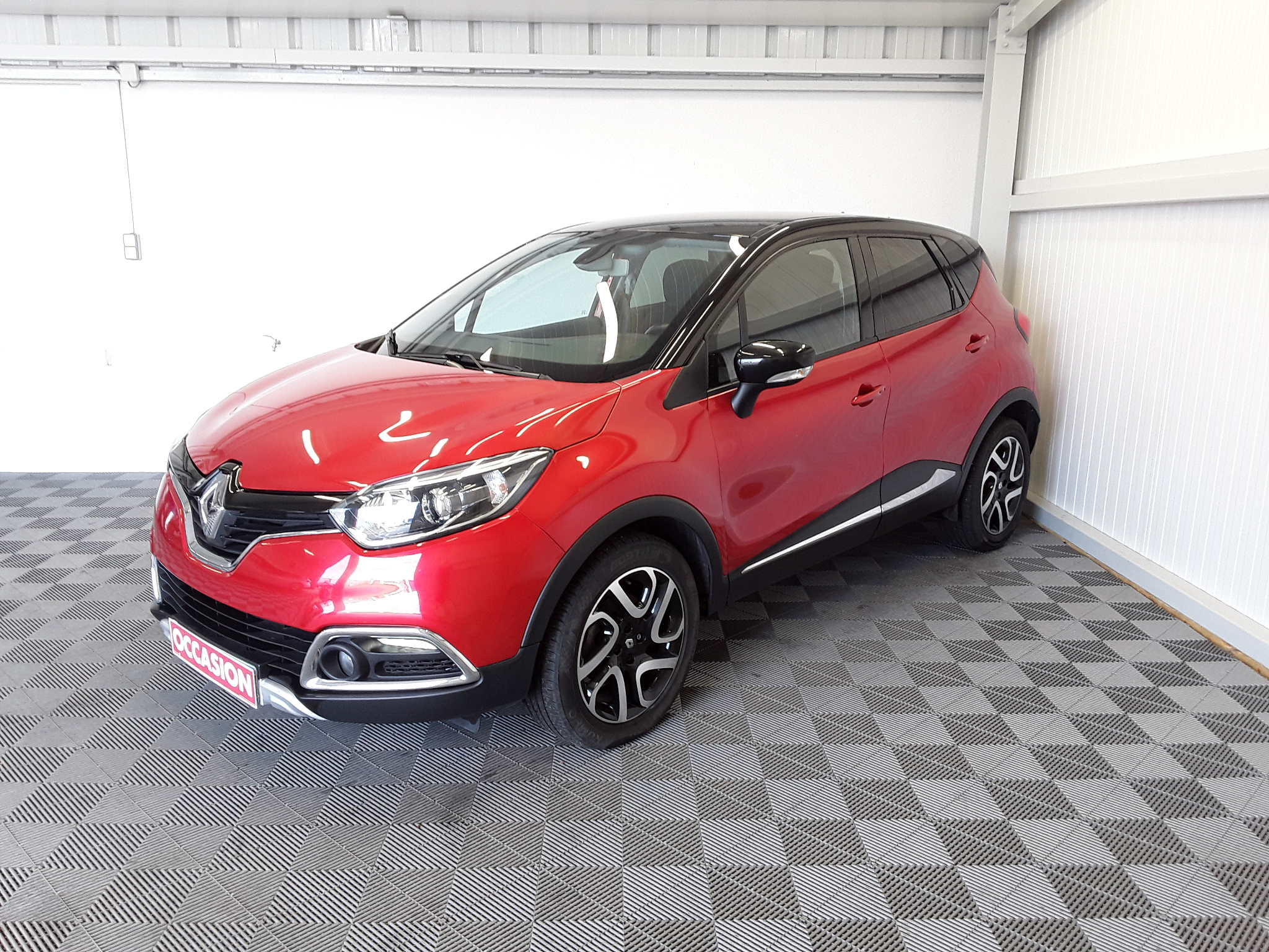 RENAULT CAPTUR BUSINESS dCi 90 Energy eco² Intens - 5P d'occasion