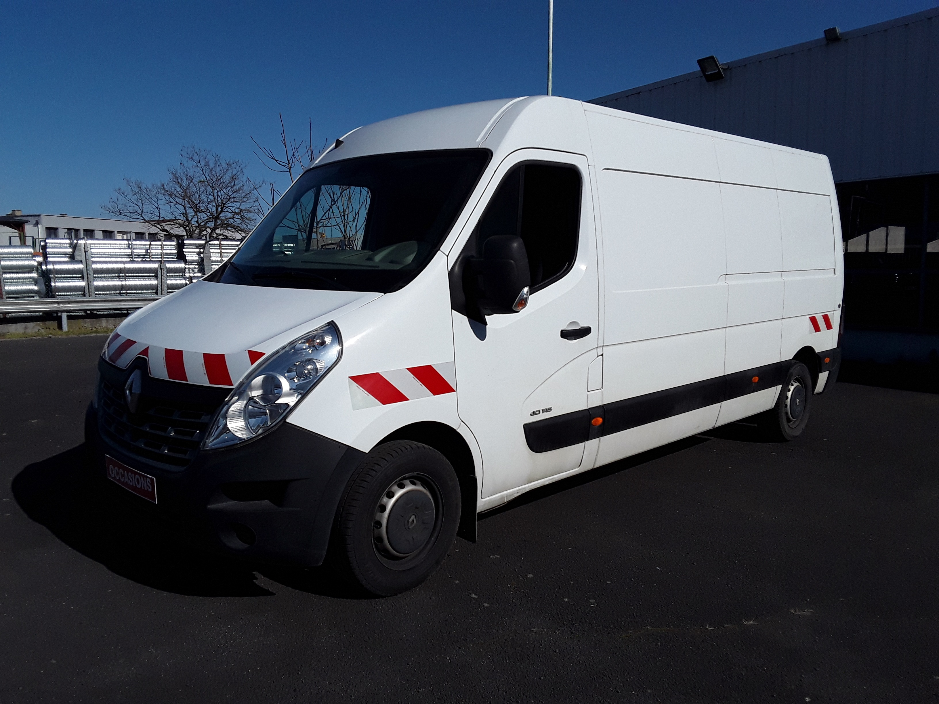 RENAULT MASTER FOURGON L3H2 3.5T 2.3 DCI 145 ENERGY E6 GRAND CONFORT d'occasion