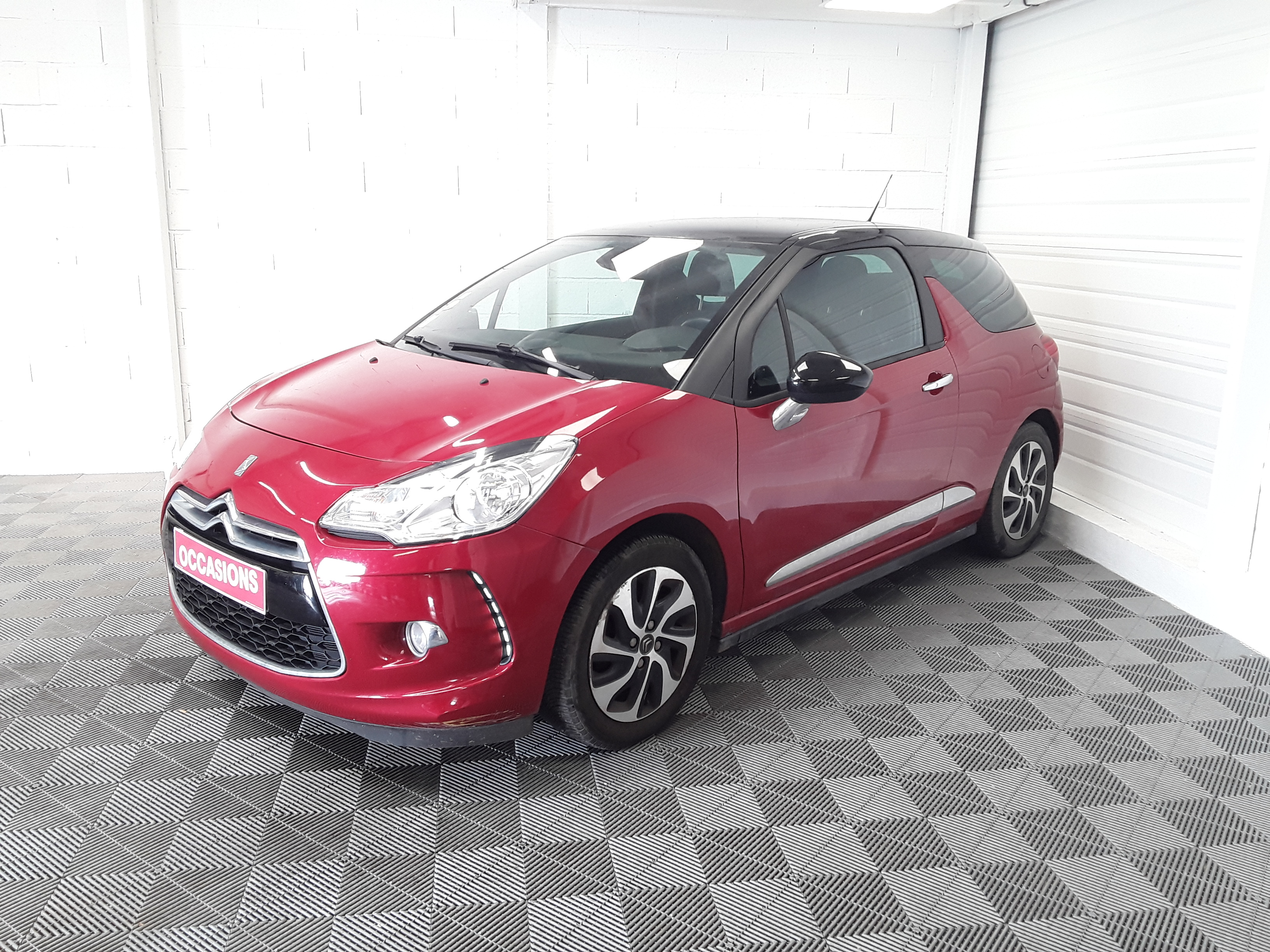 CITROEN DS3 e-HDi 90 Be Chic d'occasion