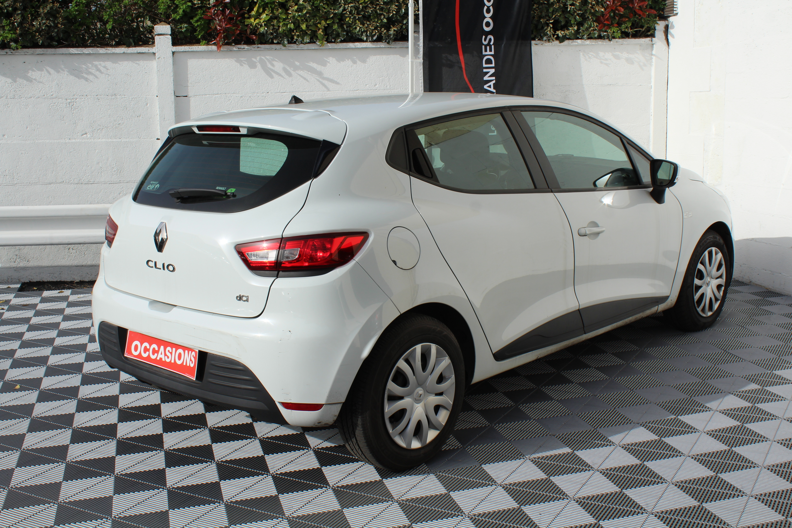 RENAULT CLIO IV SOCIETE 2016 à 7900 € - Photo n°4