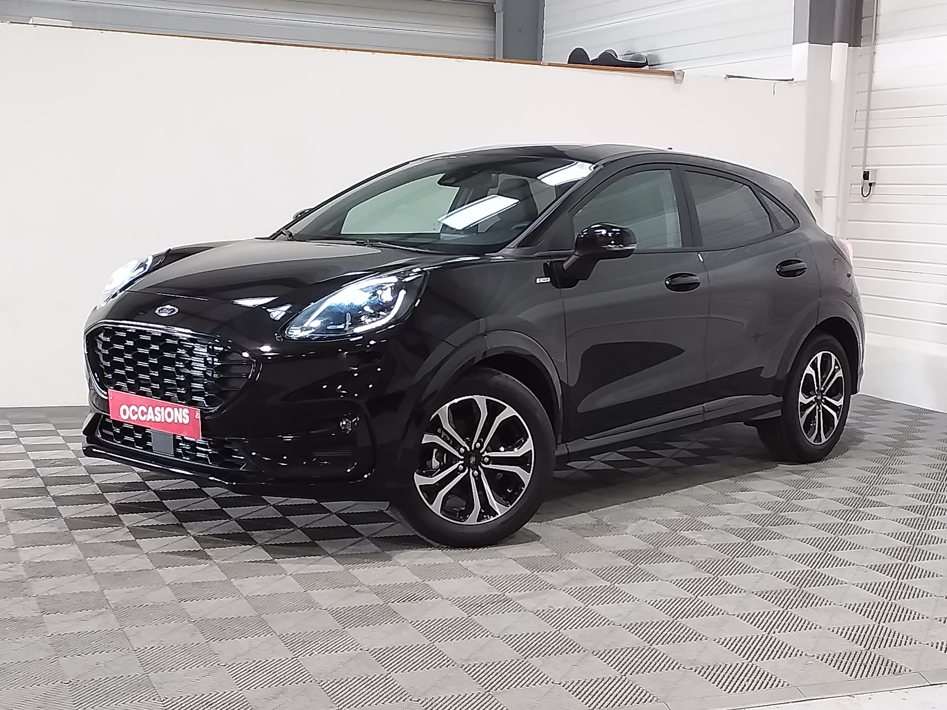FORD PUMA 1.0 EcoBoost 125 ch mHEV S&S BVM6 ST-Line X d'occasion