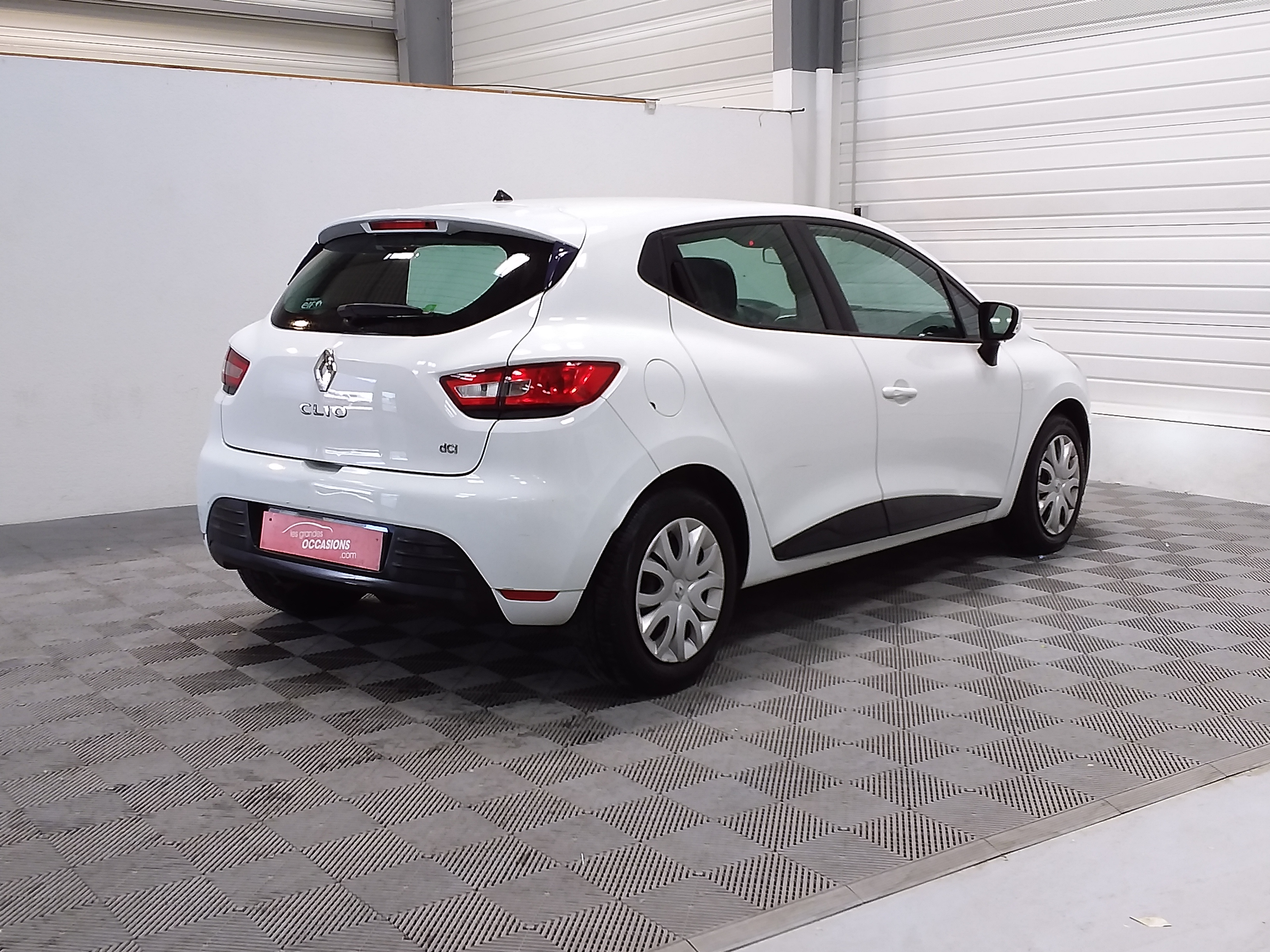RENAULT CLIO IV SOCIETE 2017 à 5900 € - Photo n°3