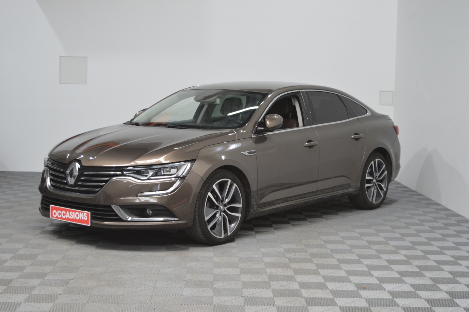 RENAULT TALISMAN 1.6 DCI 130CH ENERGY INTENS d'occasion