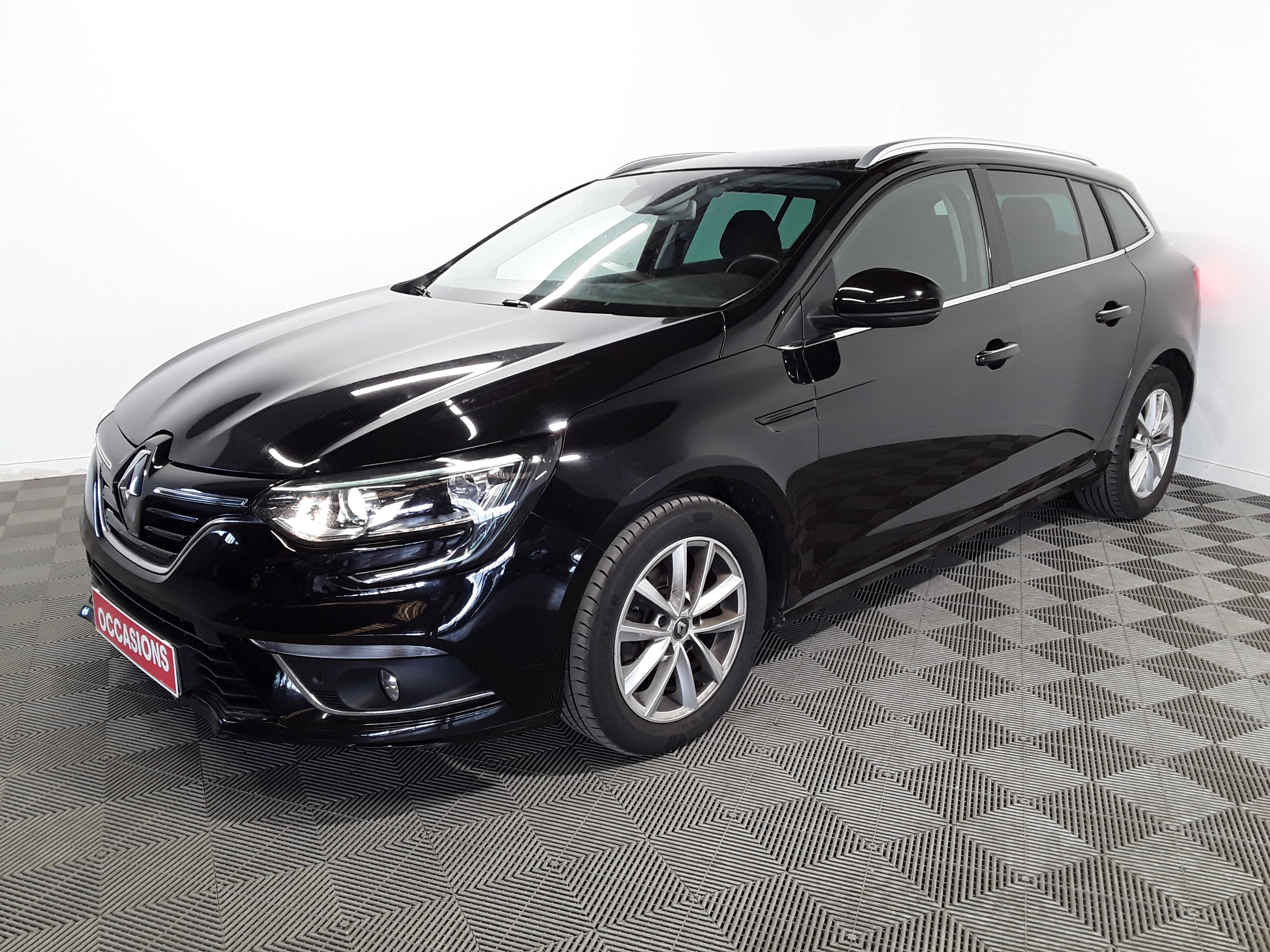 RENAULT MEGANE IV ESTATE BUSINESS dCi 110 Energy Business EDC d'occasion