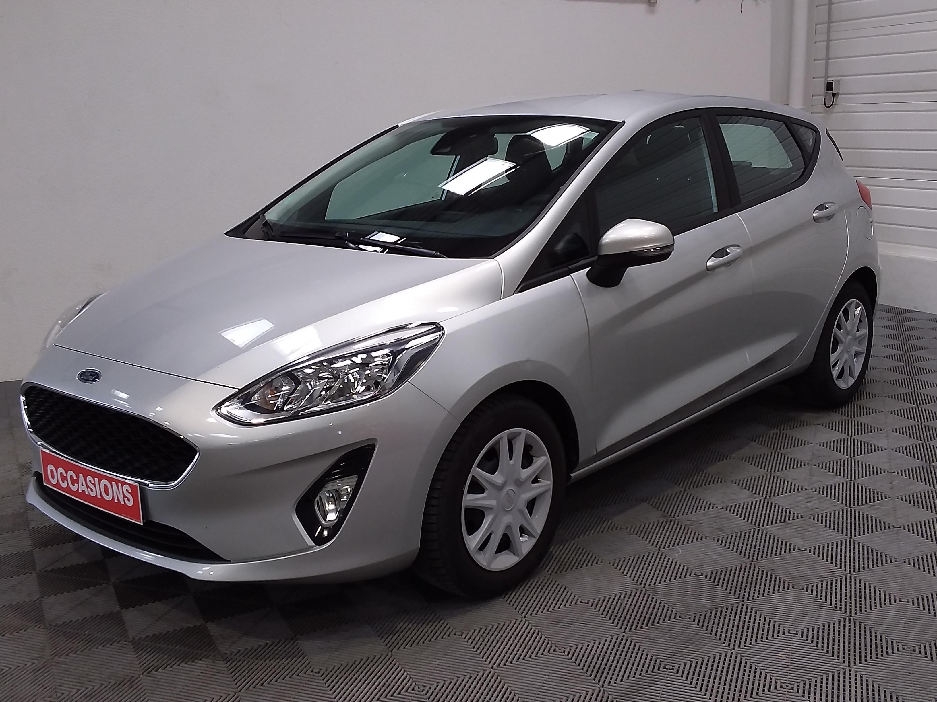 FORD FIESTA 1.0 100CH ECOBOOST TREND d'occasion