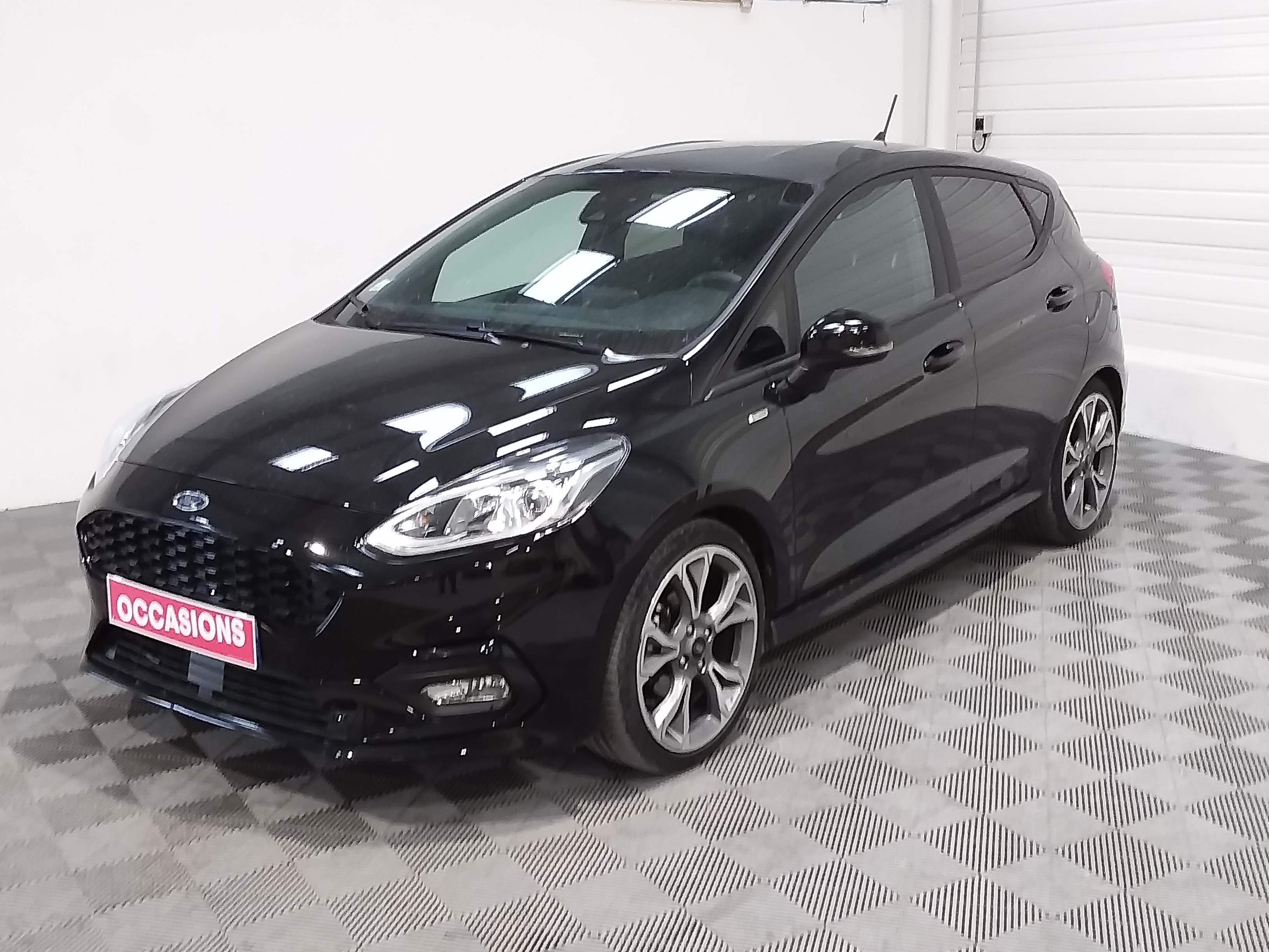 FORD FIESTA 1.5 TDCI 85 CH ST LINE d'occasion