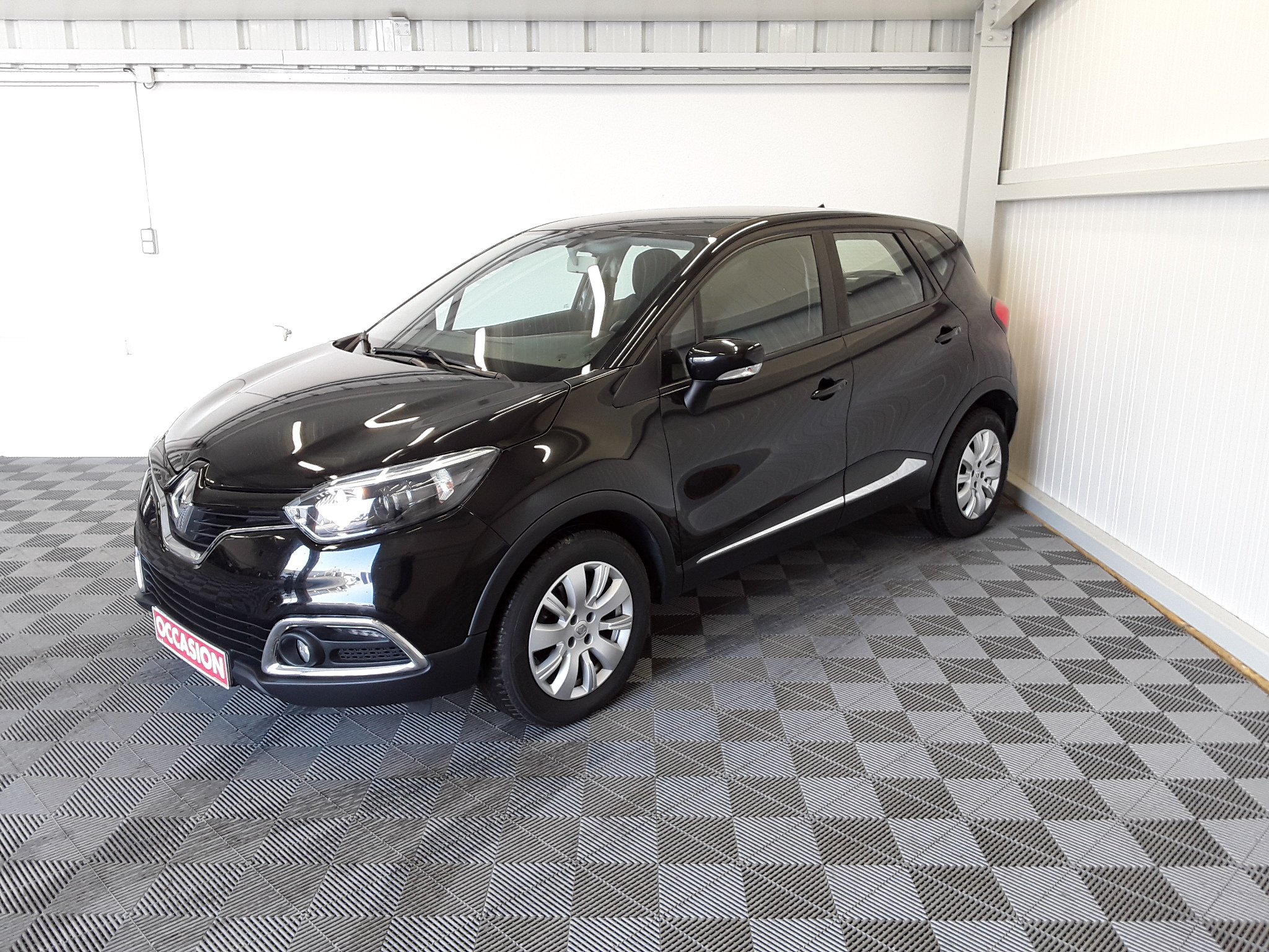 RENAULT CAPTUR dCi 90 Energy E6 BUSINESS  EDC - 5P d'occasion